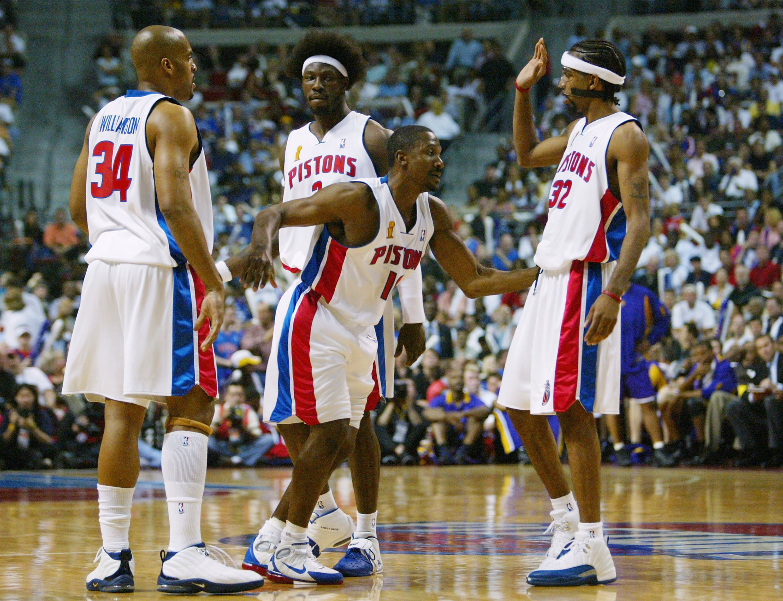 Detroit Pistons, NBA