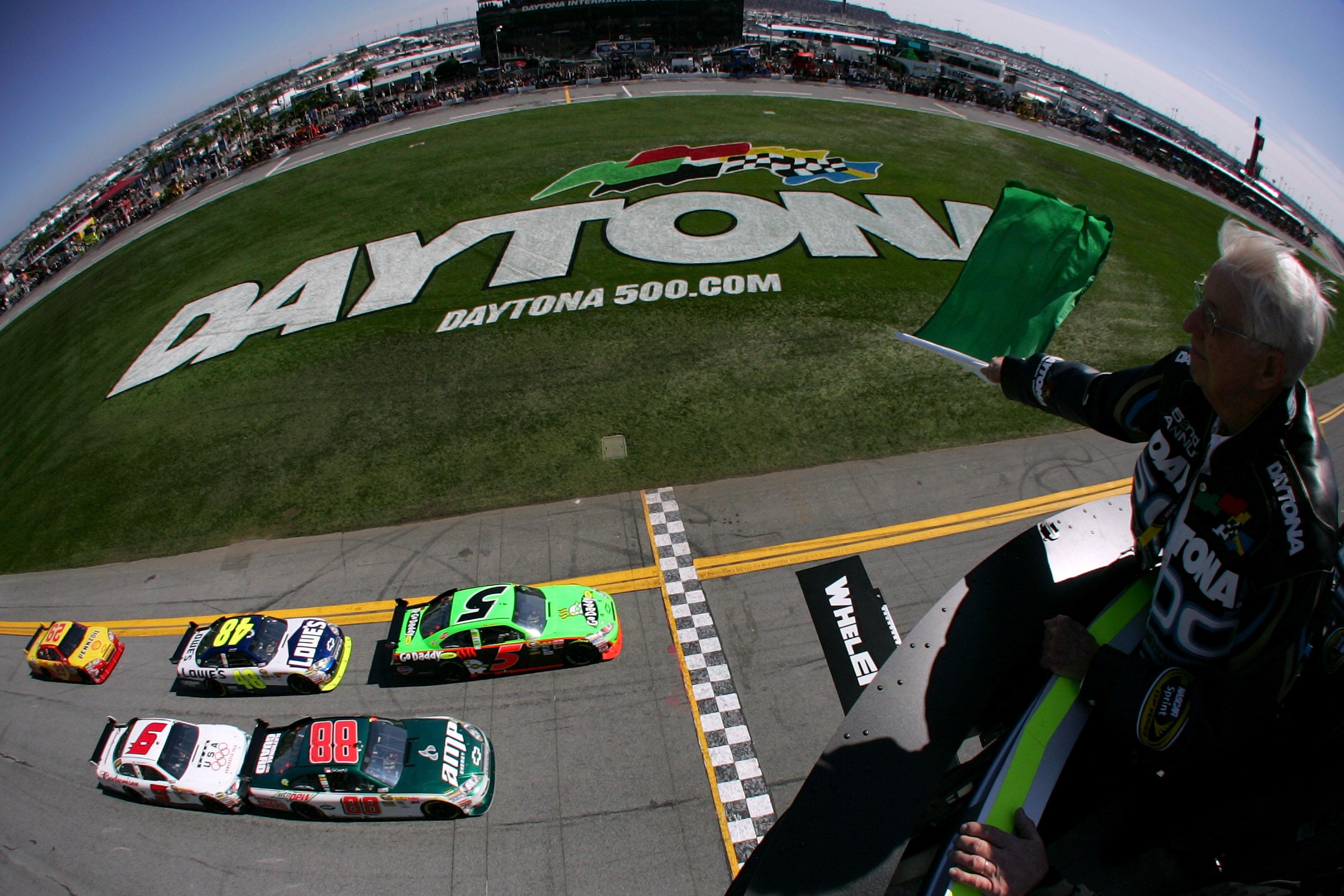 The Top 10 Daytona 500s of All Time | Bleacher Report