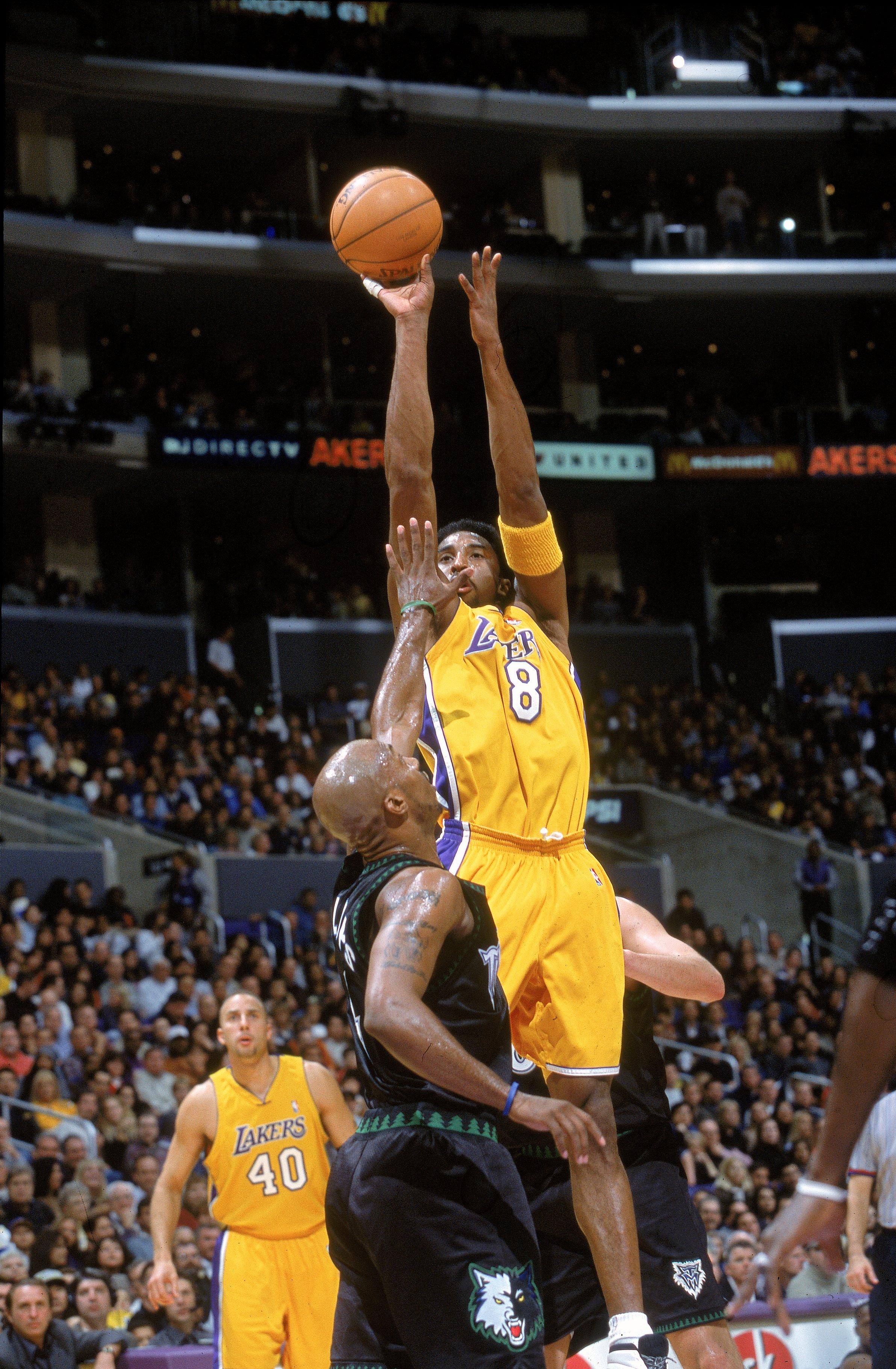 Kobe Bryant: 50 Lights off Shooting Performances ...