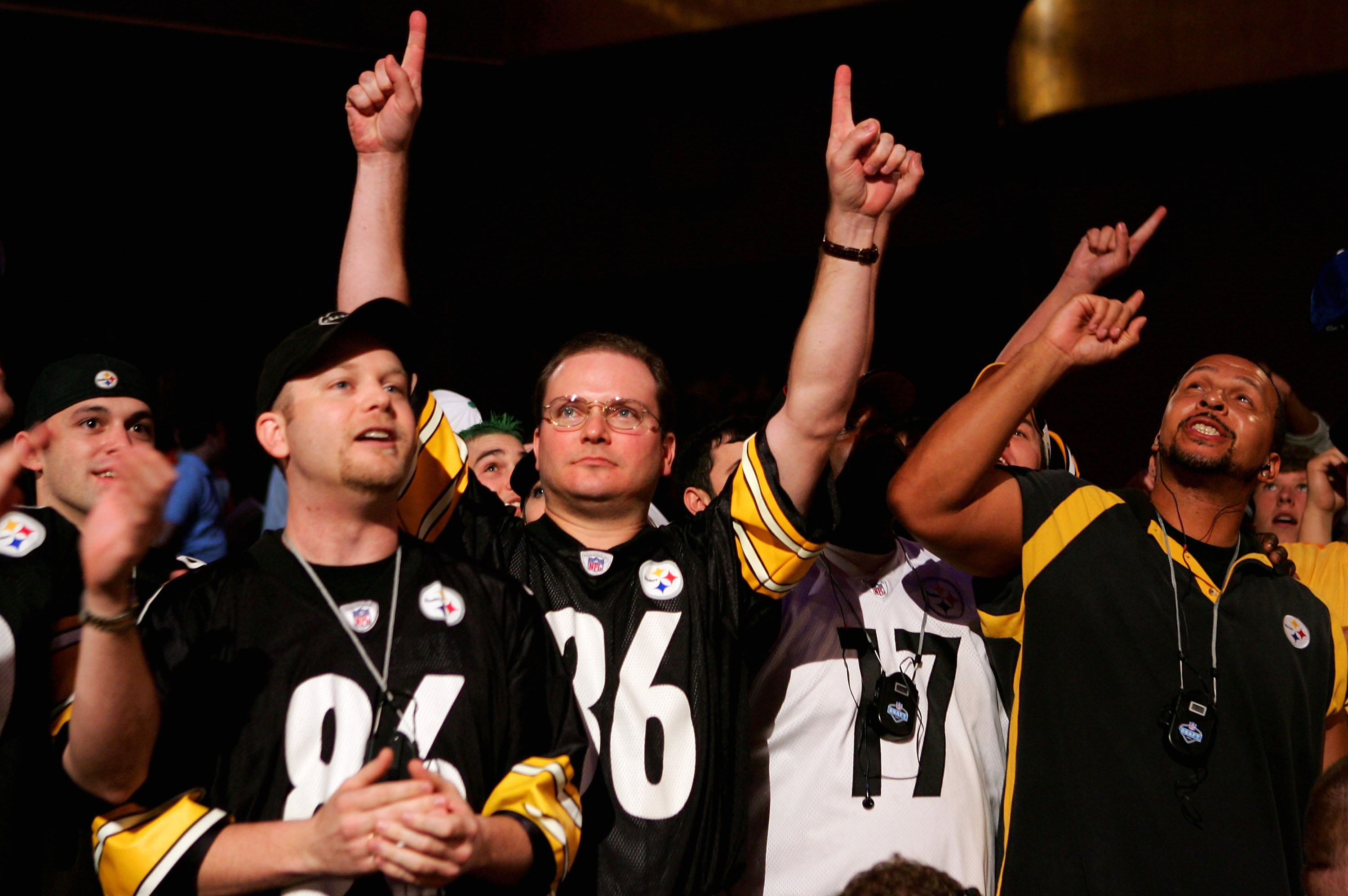Pittsburgh Steeler fans hope to celebrate a quality draft class in 2011.