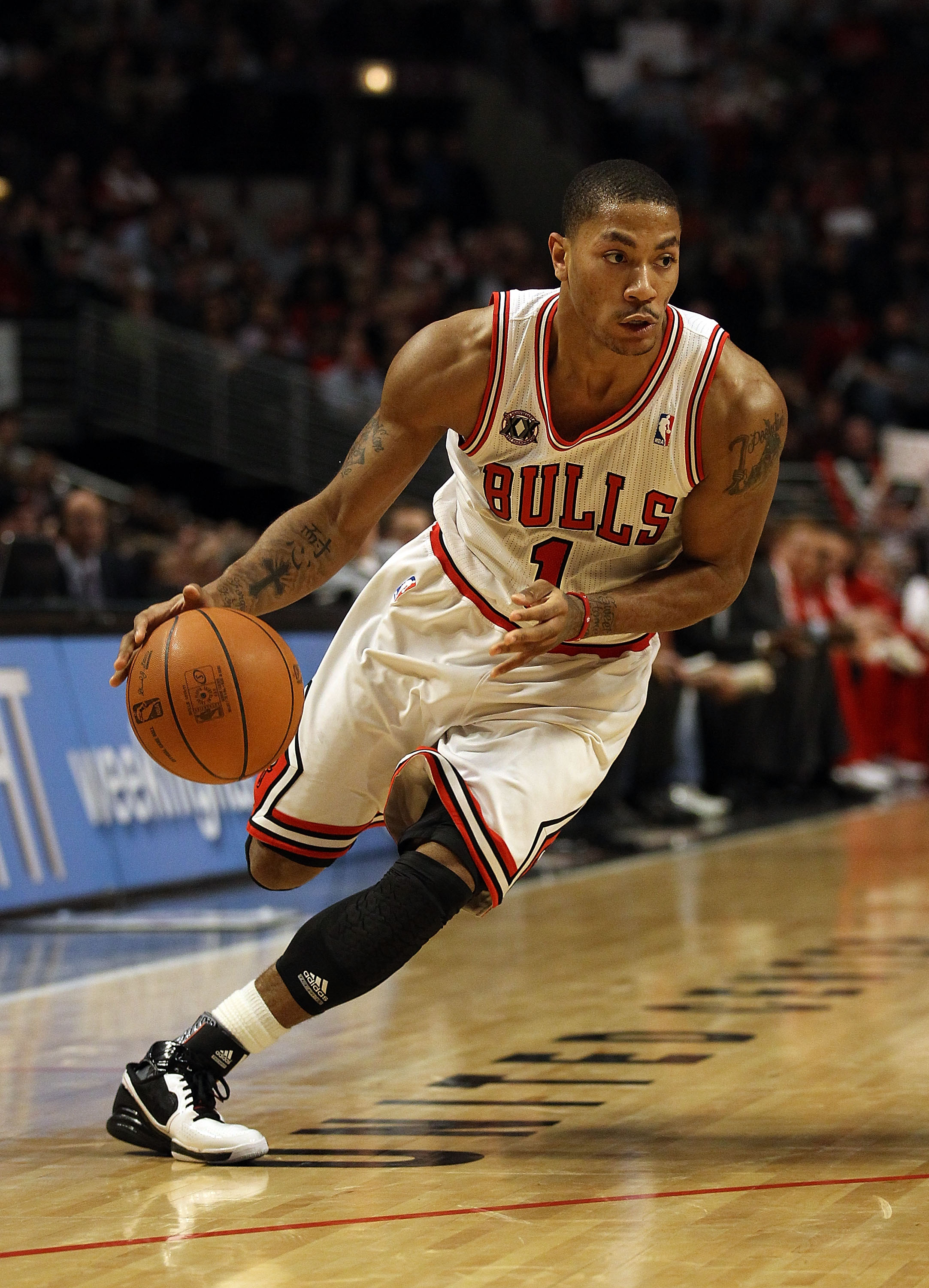 a8789e441149 Derrick Rose and the Best Ball Handlers For Each NBA Team