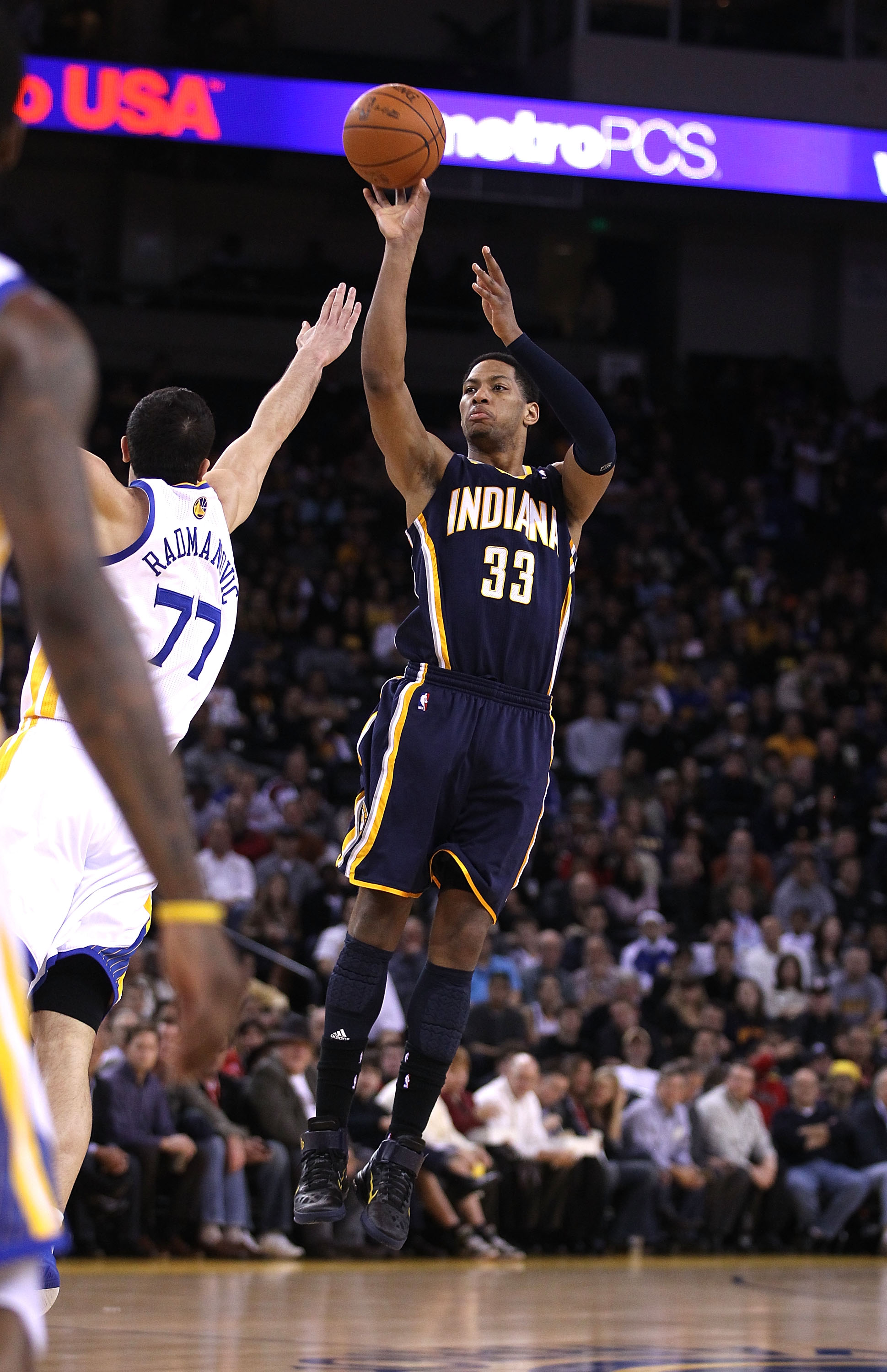 Danny Granger has been the lone bright spot on the Pacers this season
