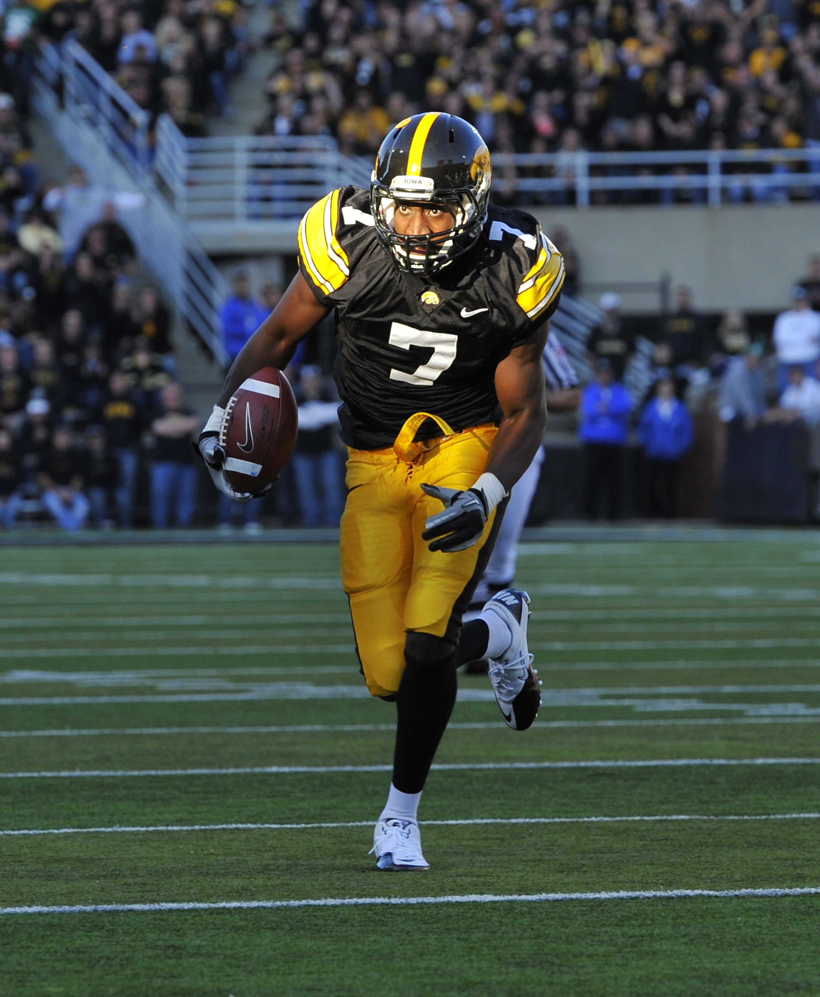 What Are The Starters From The 2010 Orange Bowl Champion Iowa