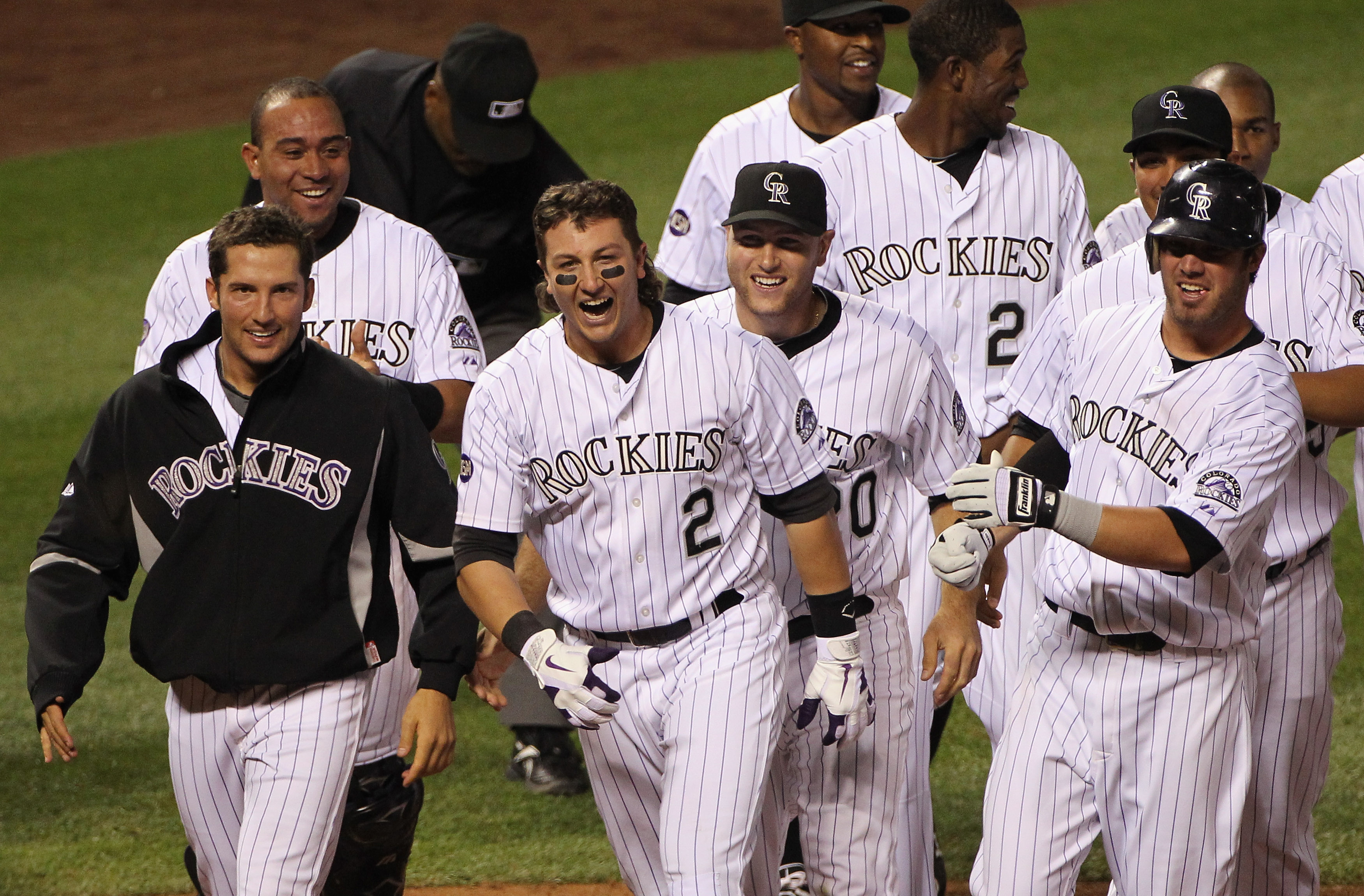 The Colorado Rockies have some fine young talent on their squad.  Can they supplant the Giants atop the division in 2011?