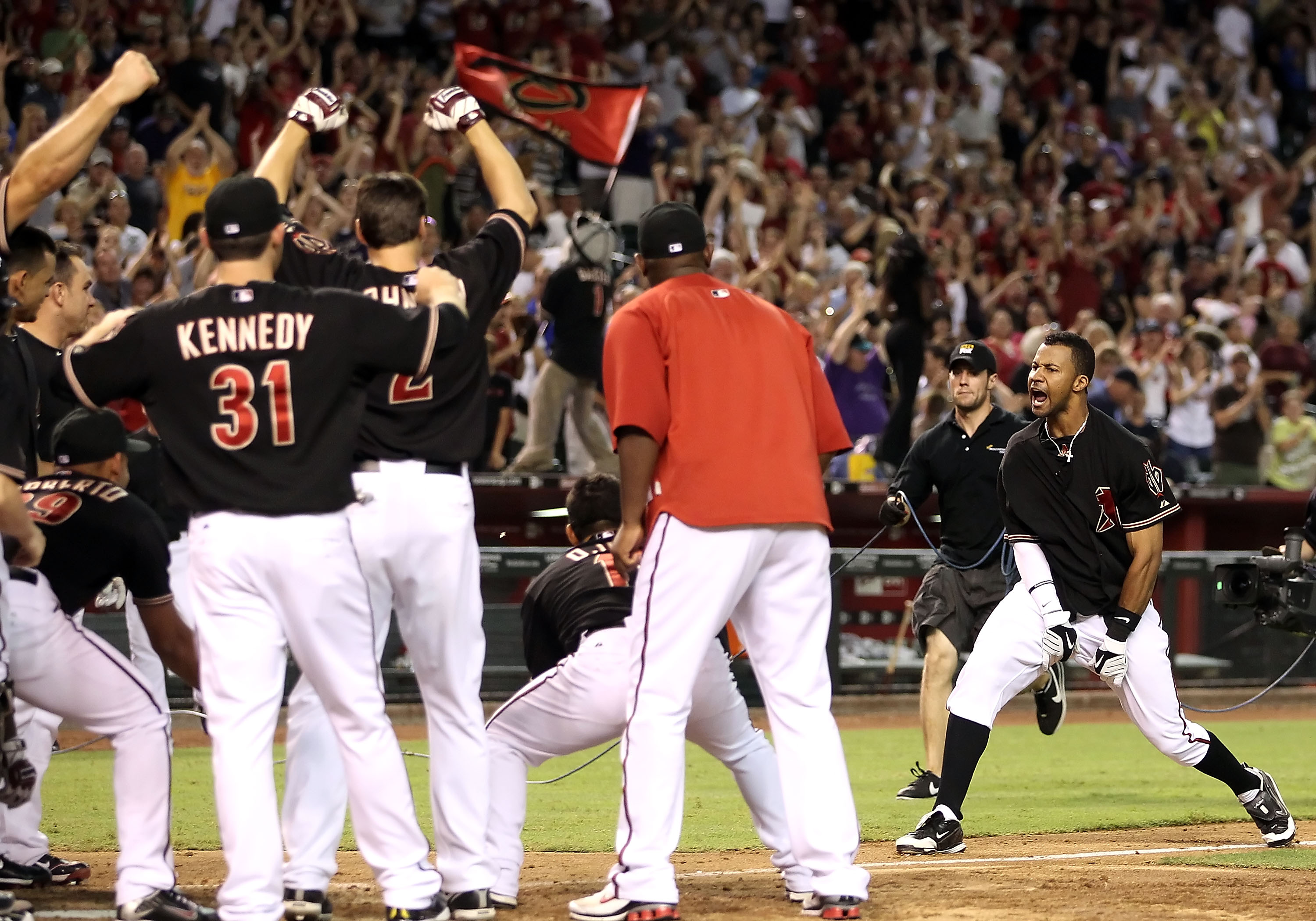 The Arizona Diamondbacks underacheived last year.  Can they rebound with a solid 2011?