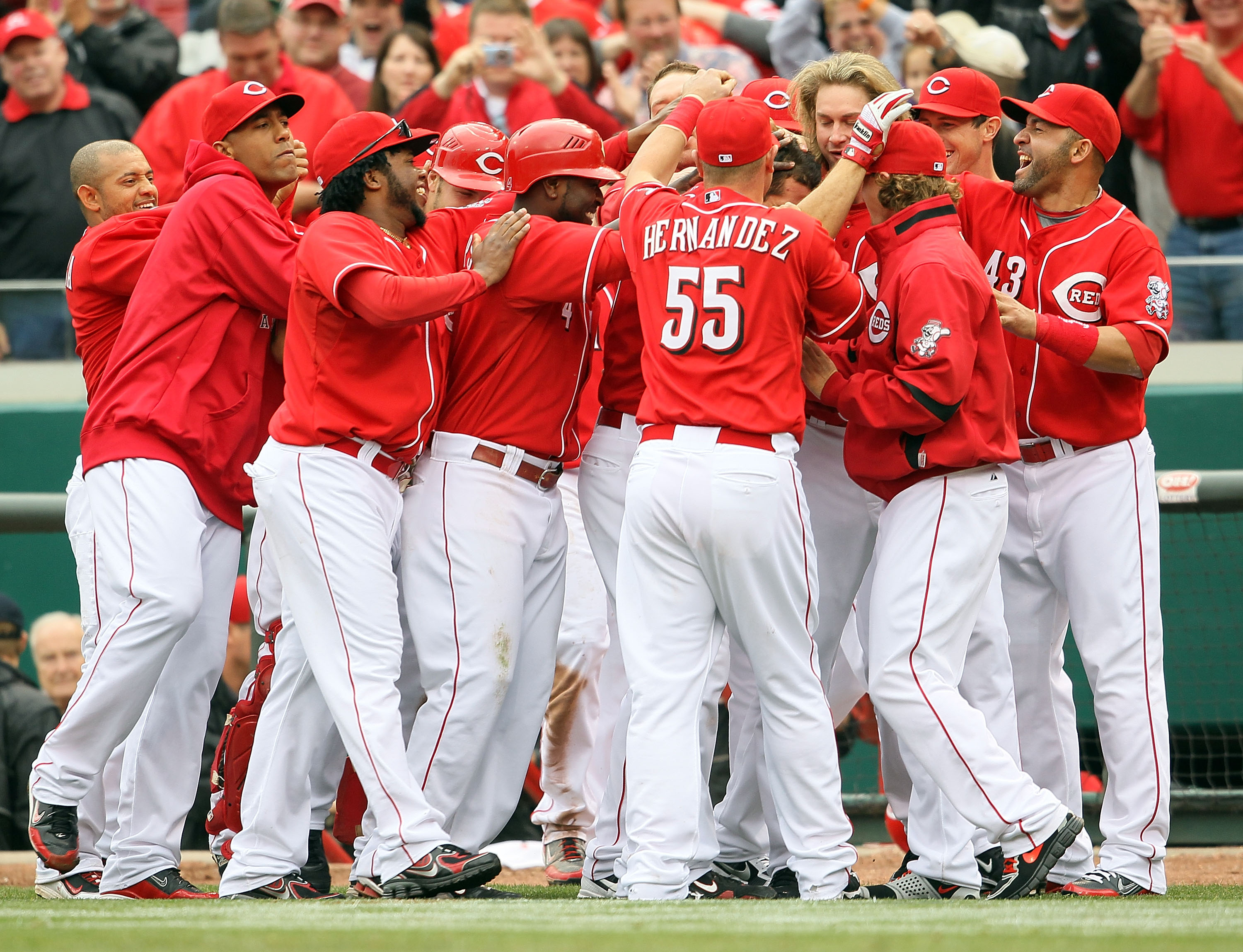 The Cincinnati Reds had a storybook 2010.  Is the book closed, or does the story continue in 2011?