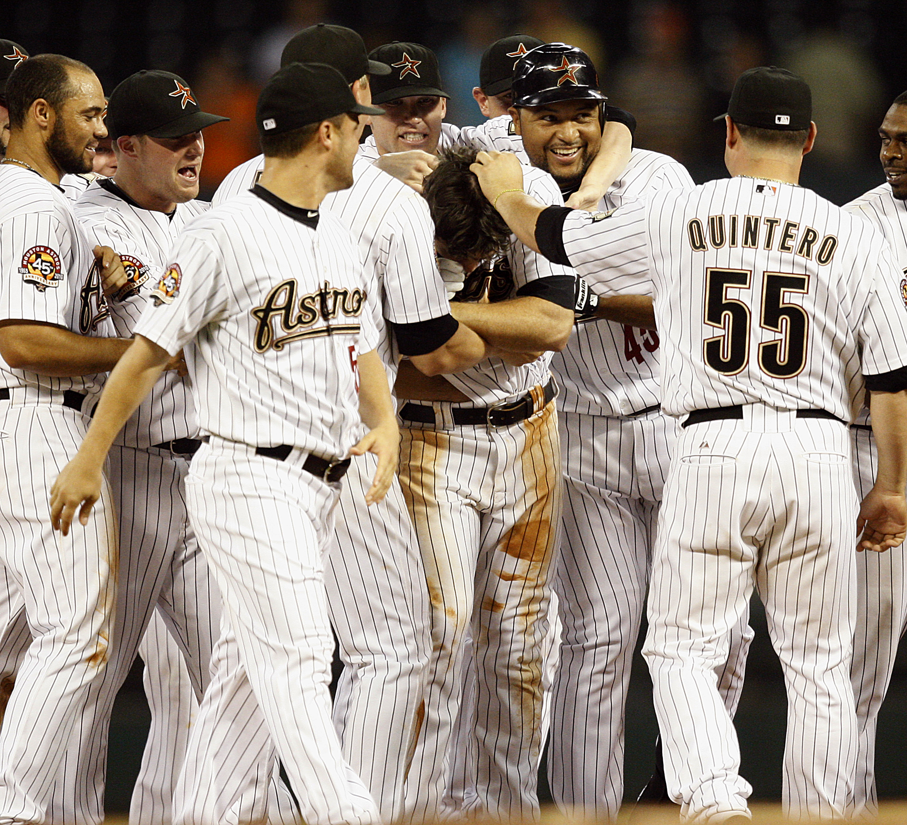 The Houston Astros seem burried in the NL Central.  Do they have what it takes to move up the ranks in 2011?