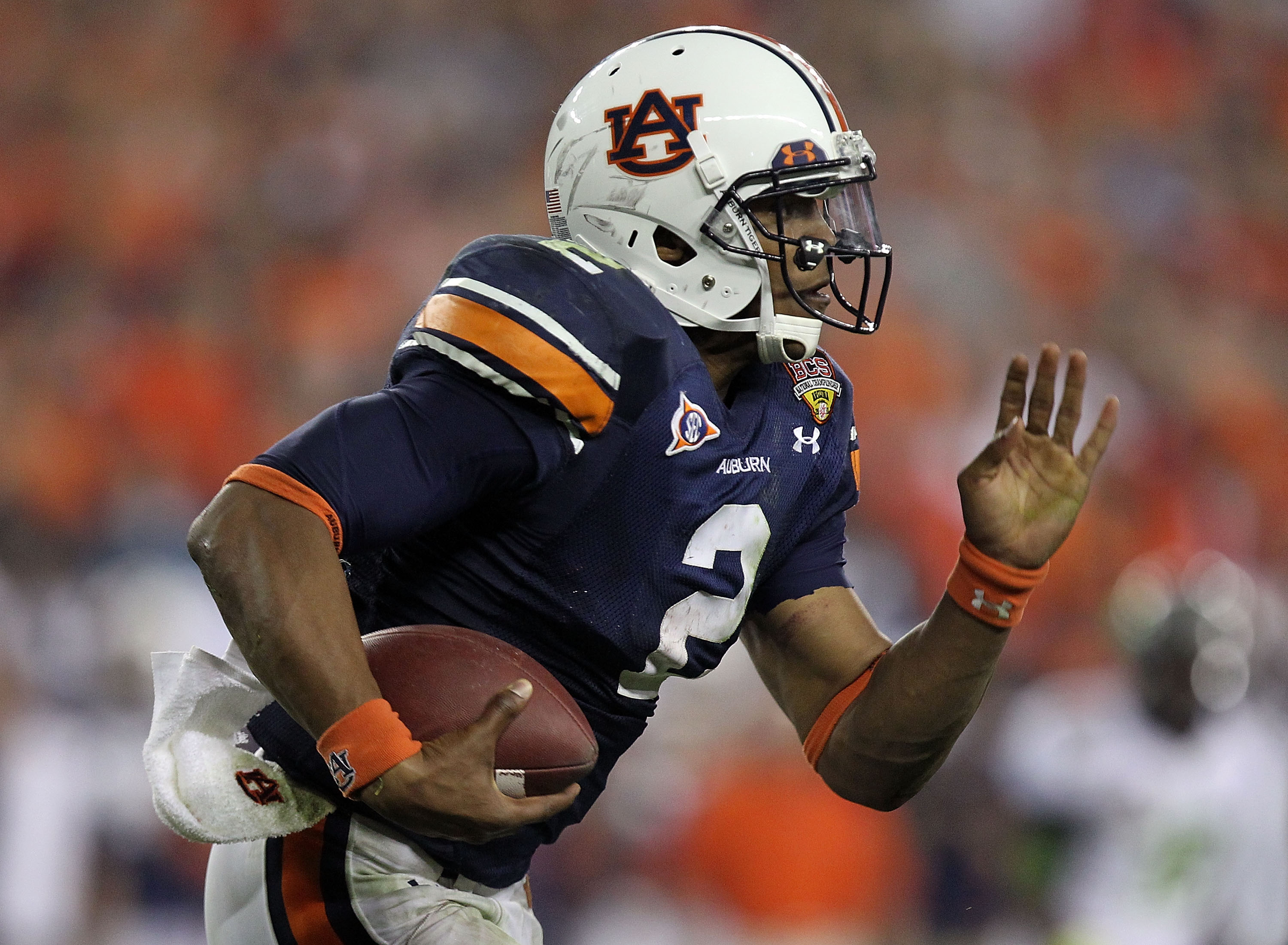 2011 NFL Draft: 10 Bold Predictions About Cam Newton's NFL Career