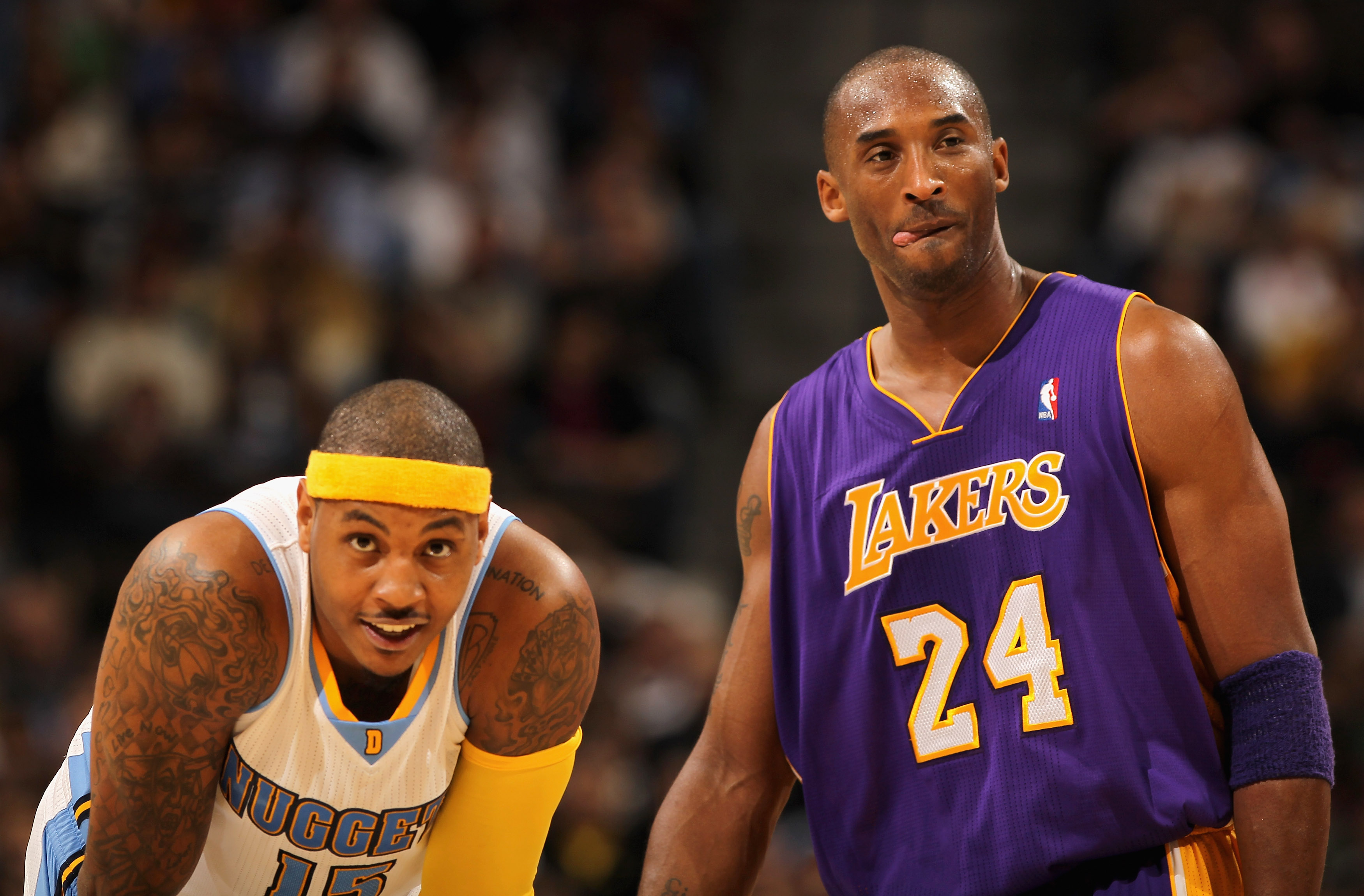 official photos f1d6e 7c5bd Carmelo Anthony to the Lakers Trade Rumors: 10 Reasons It ...