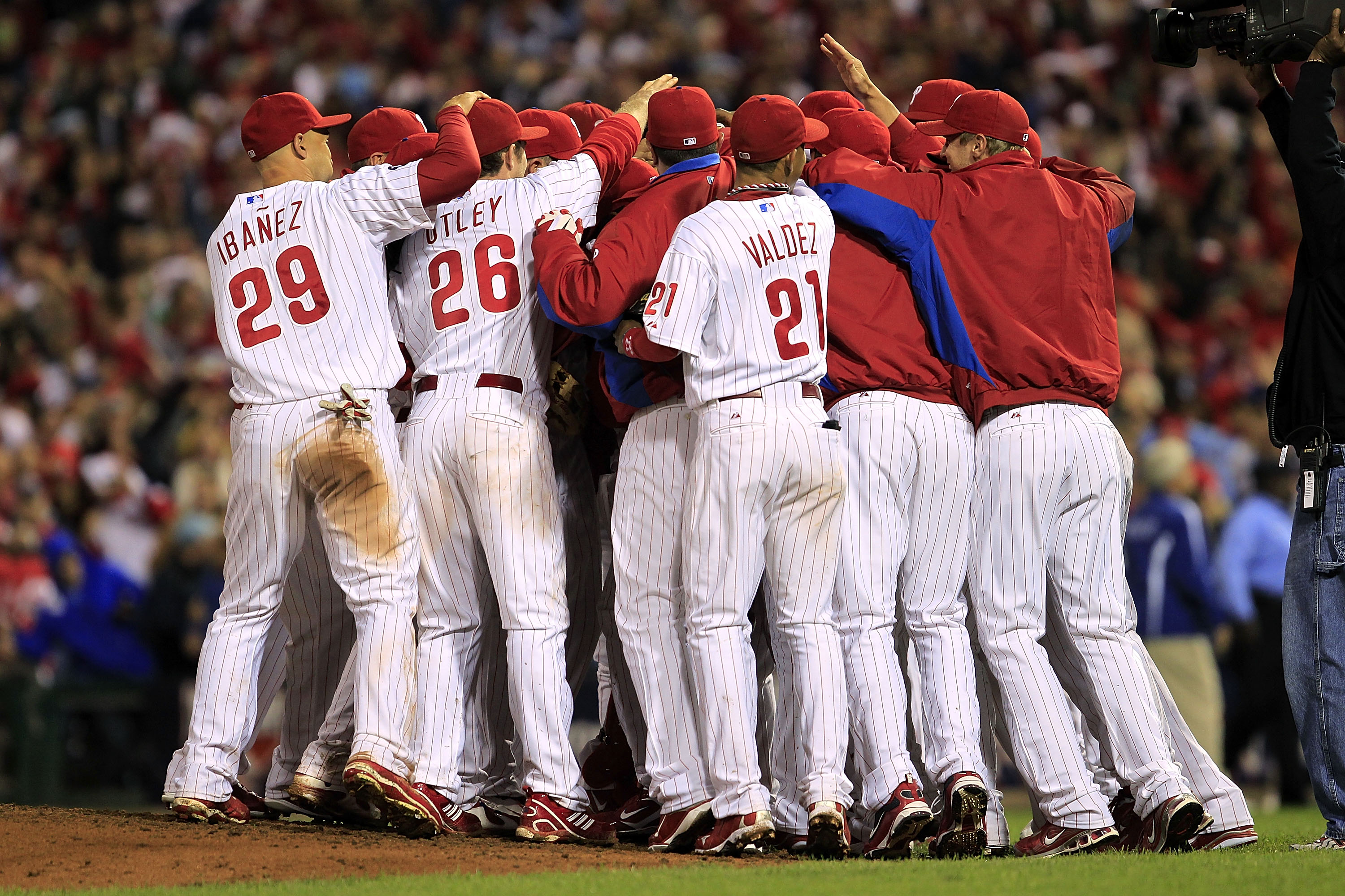 The Phillies are undoubtedly the team to beat in the NL in 2011.