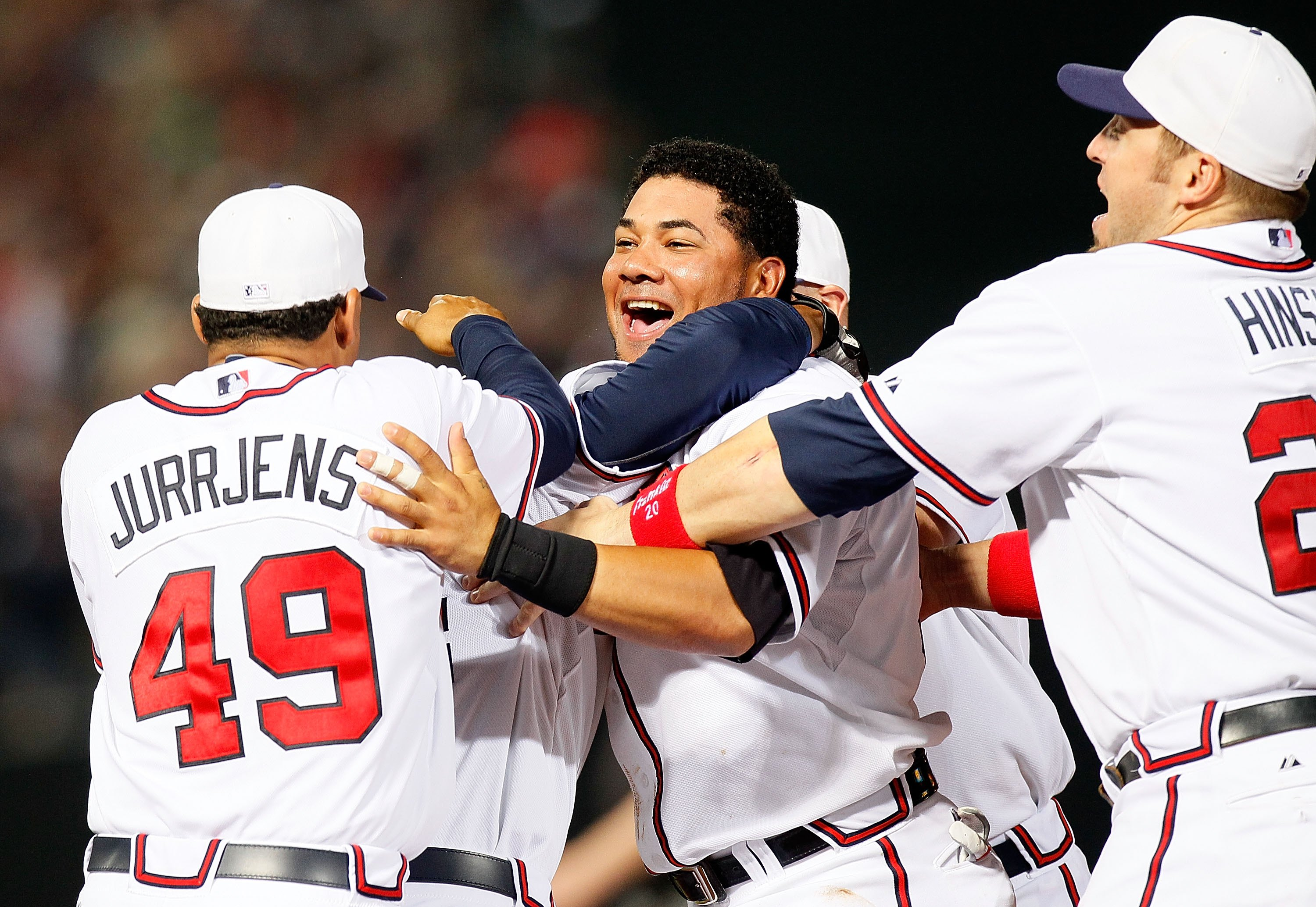 The Atlanta Braves will look to return to dominance in 2011.