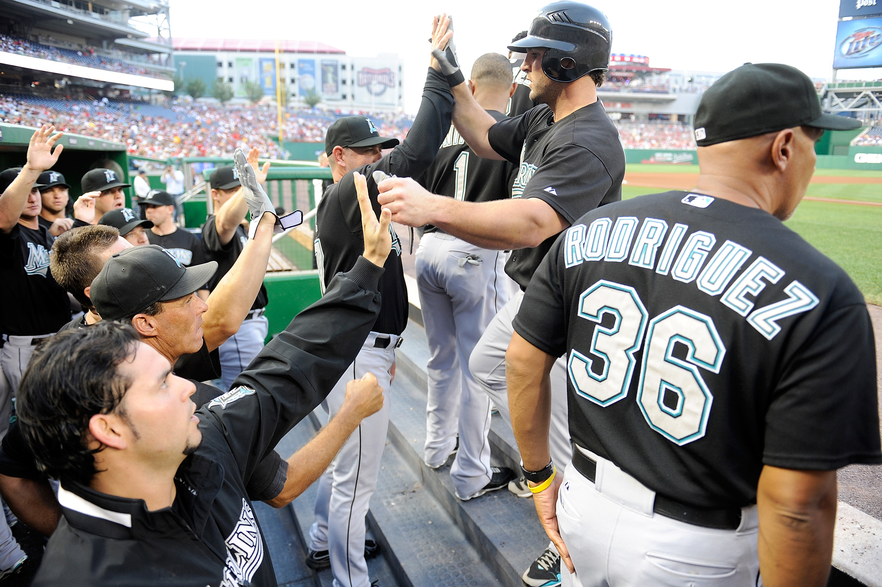 The Florida Marlins could very well be one of the big surpirse teams in 2011.