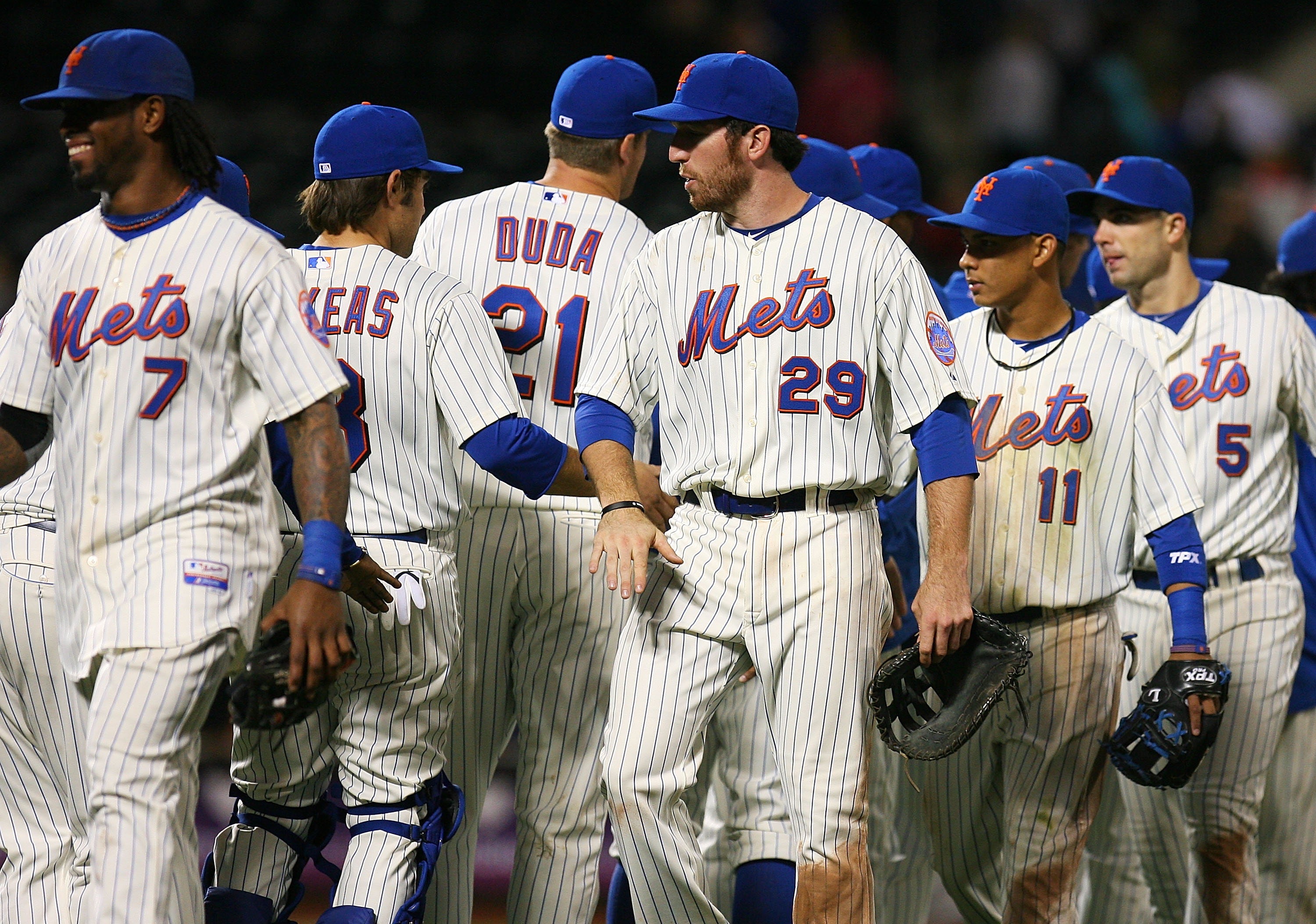 Despite a tight budget, the Mets should field a competitive and talented team in 2011.