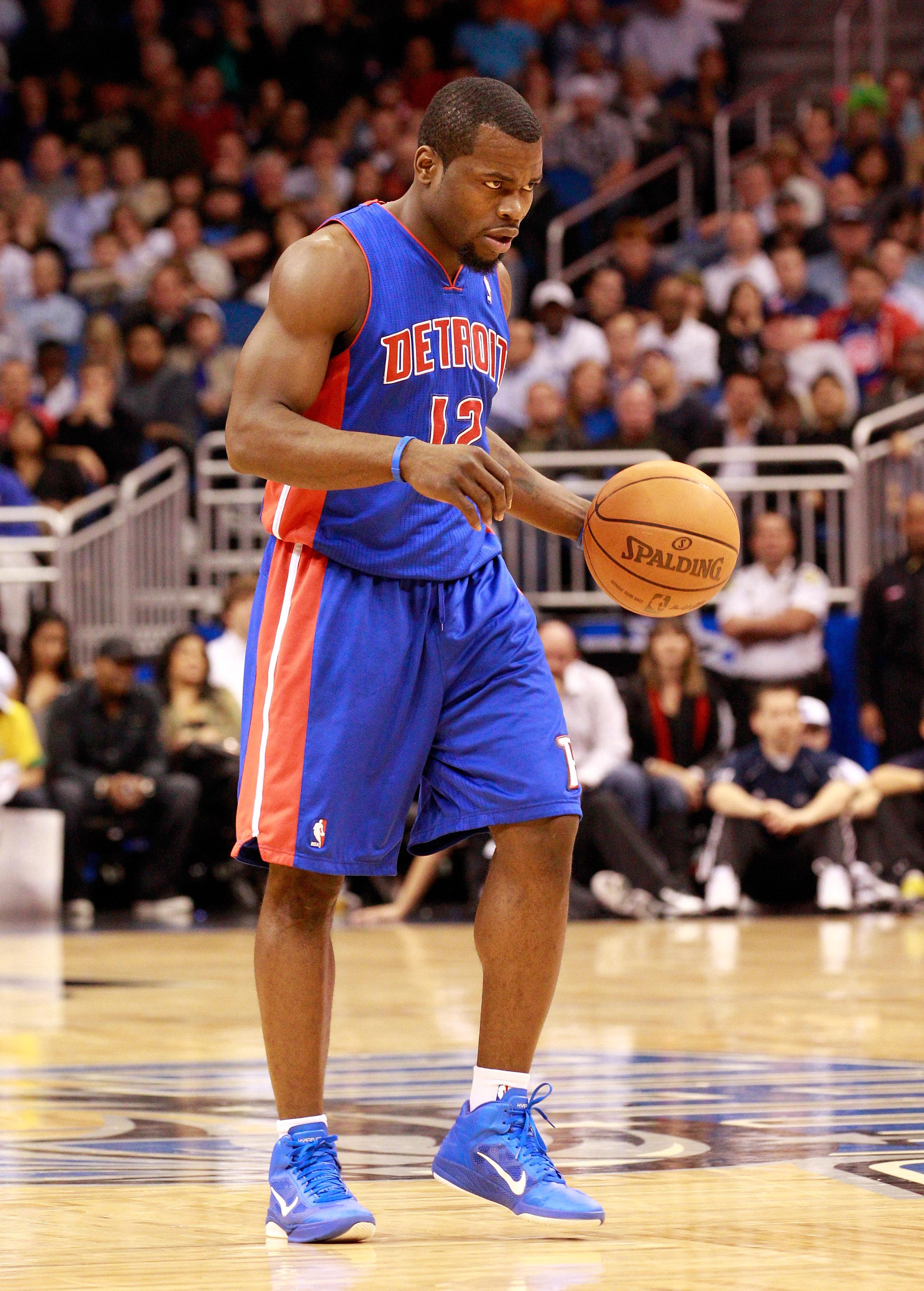 Shooting Range Orlando >> Detroit Pistons: NBA Mid-Season Grades for Tracy McGrady ...
