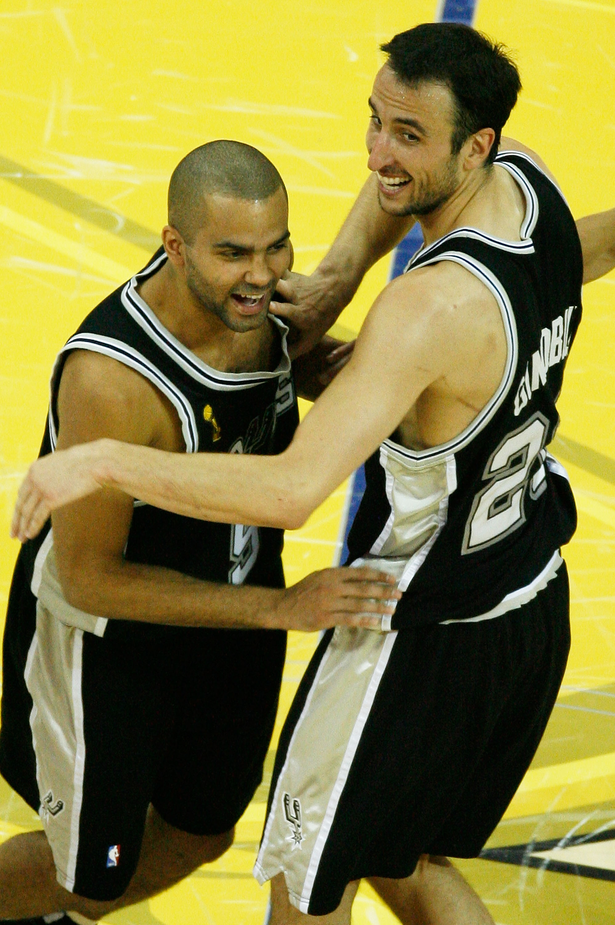 Manu Ginobili and the 10 Greatest Guards in San Antonio Spurs History 89a7765b1