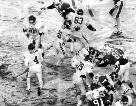 Top 50 Bad Weather Games In Sports History | Bleacher ...
