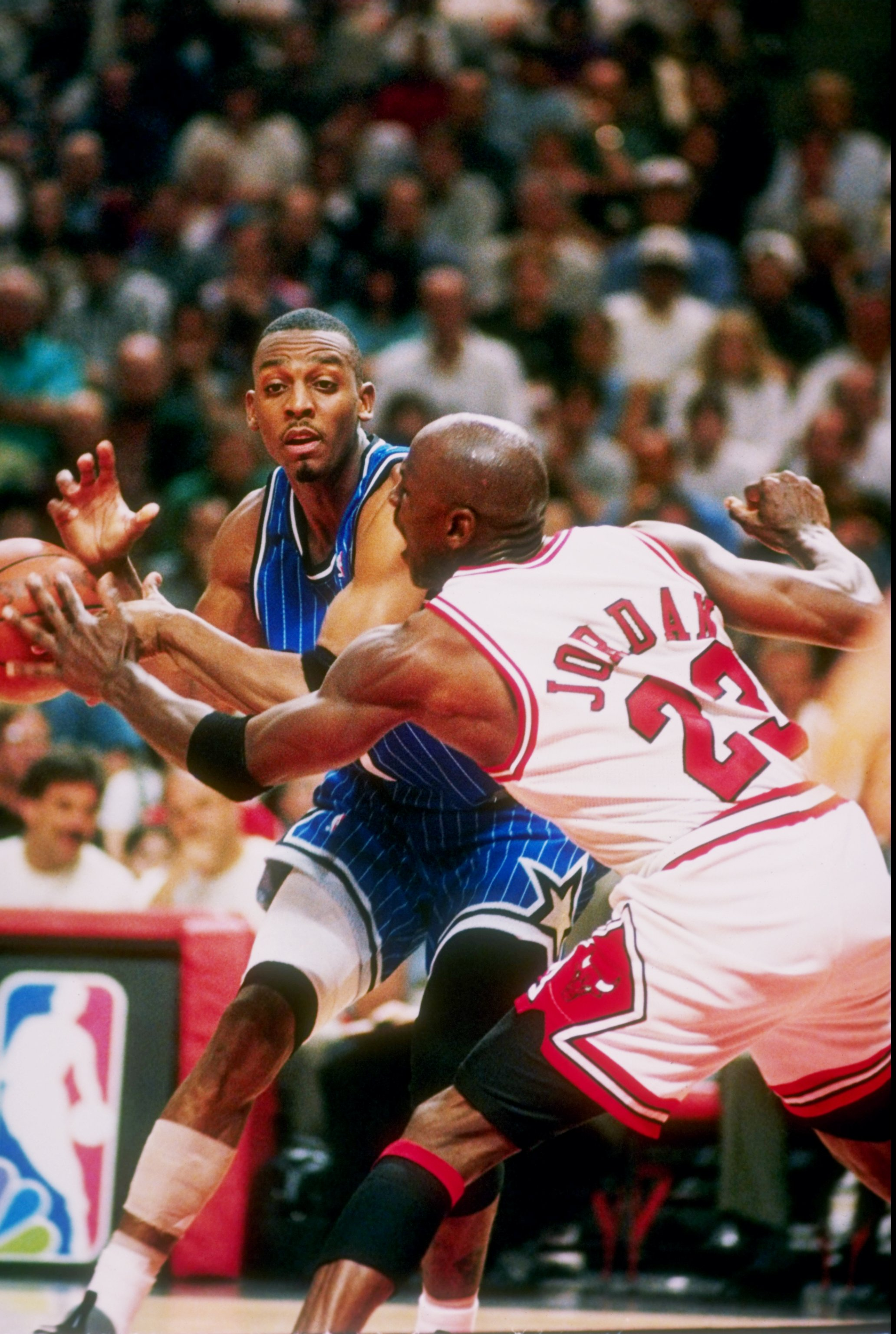 new styles 83a2f 0d14b 19 May 1996  Guard Afernee Hardaway of the Orlando Magic (left) and guard