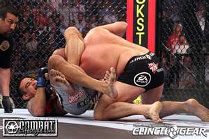 Fabricio Werdum's upset win over Fedor Emelianenko