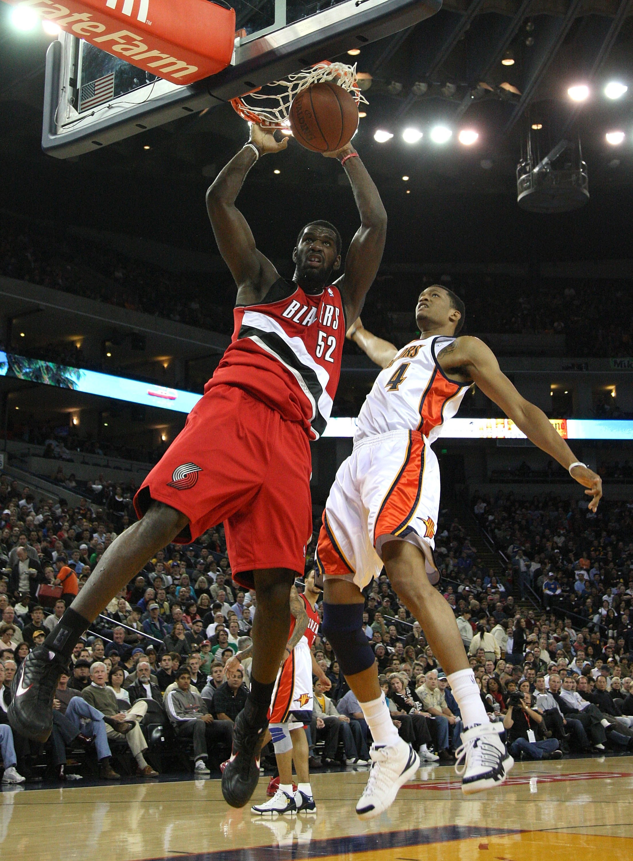 If the Cavs could keep him healthy, Greg Oden would be a great piece to build around.