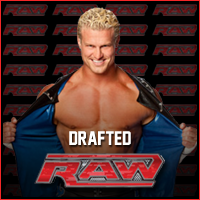 Dolph Ziggler drafted to RAW