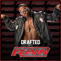 JTG drafted to RAW