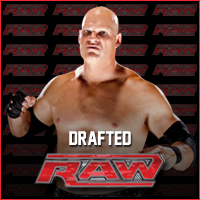 Kane drafted to RAW