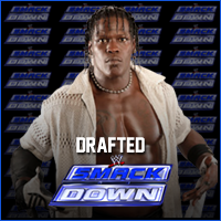 R-Truth drafted to SmackDown