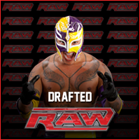 Rey Mysterio drafted to RAW