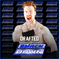 Sheamus drafted to SmackDown