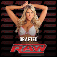 Kelly Kelly drafted to RAW