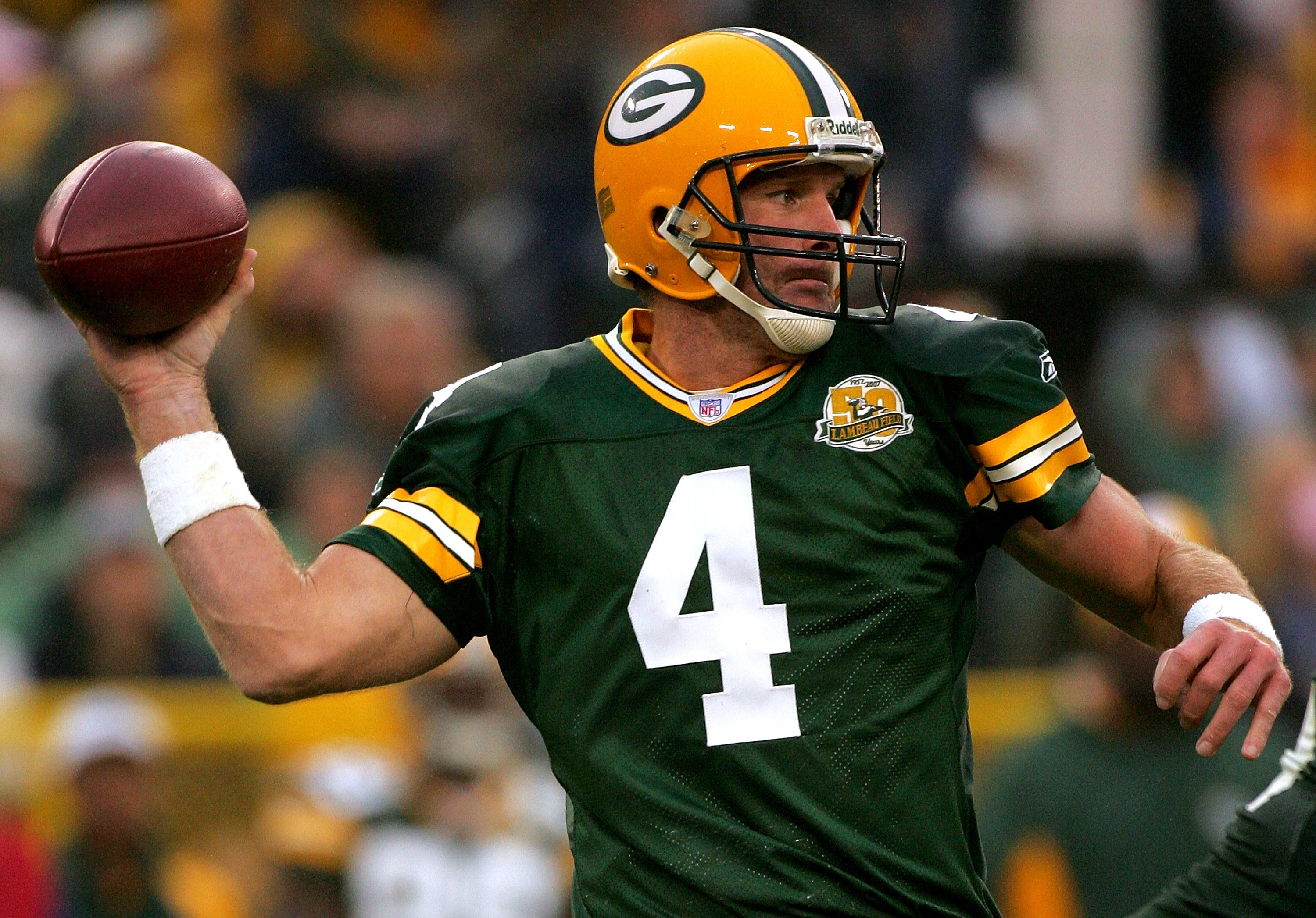 Brett Favre: 25 Greatest Moments of His Hall of Fame Career | Bleacher  Report | Latest News, Videos and Highlights
