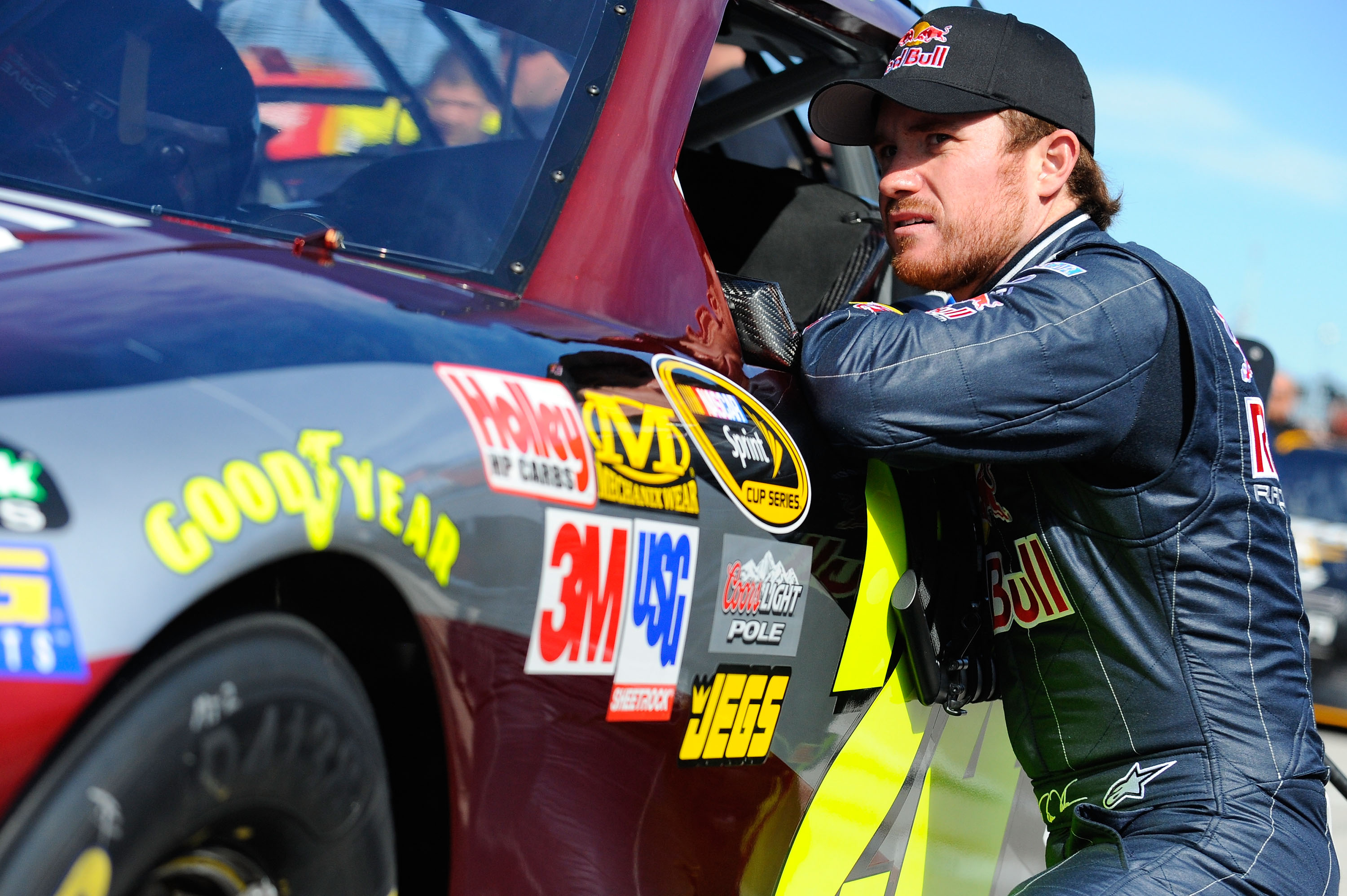 Brian Vickers returns after dealing with blood clot issues in 2010.