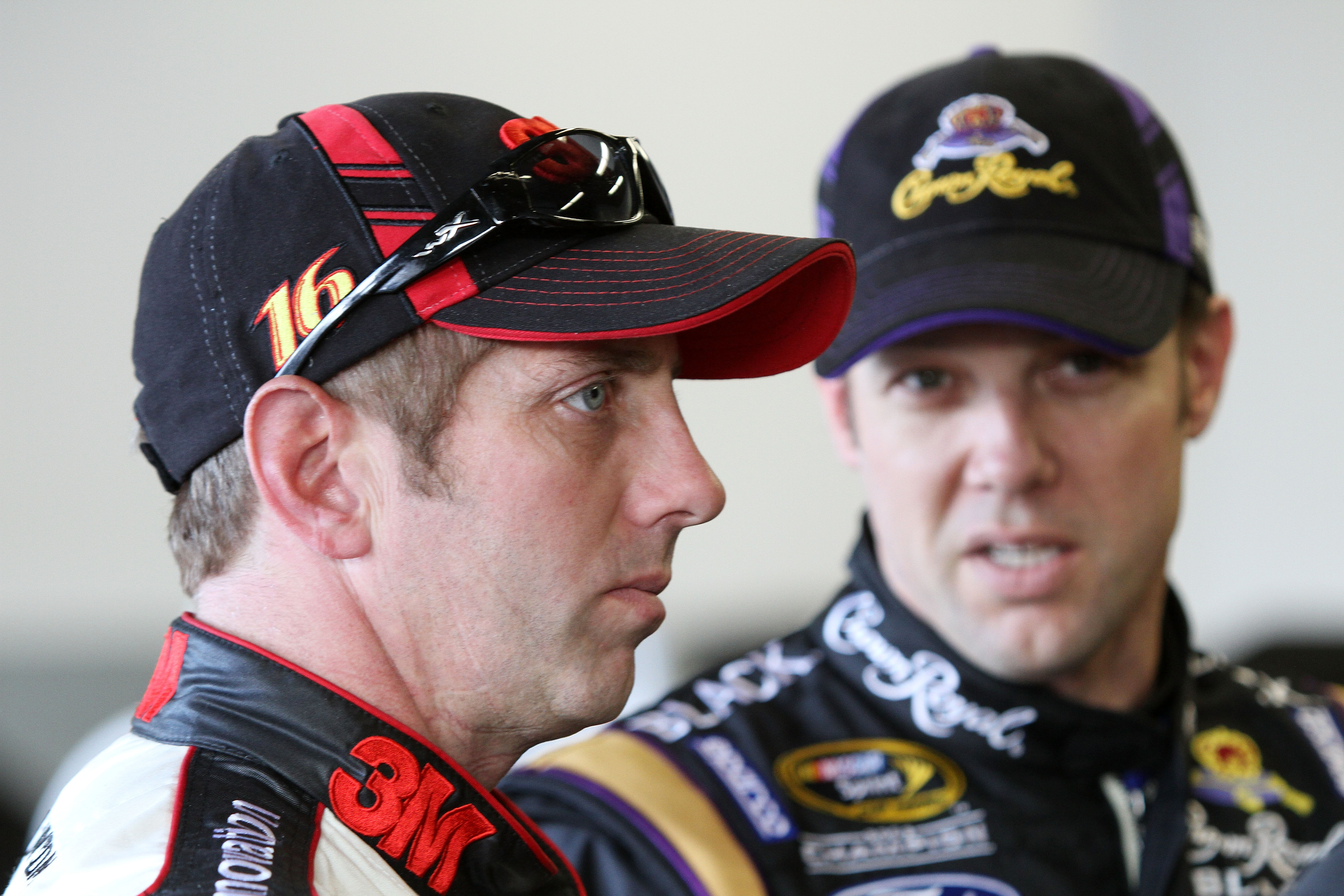 Matt Kenseth has three teammates and two of them are experienced drafting partners.