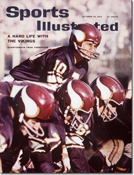 Fran Tarkenton and the Minnesota Vikings