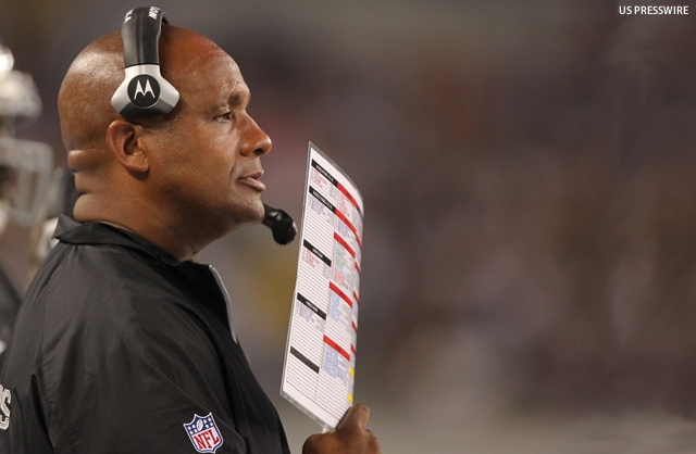 Hue Jackson will need to be more creative in 2011.