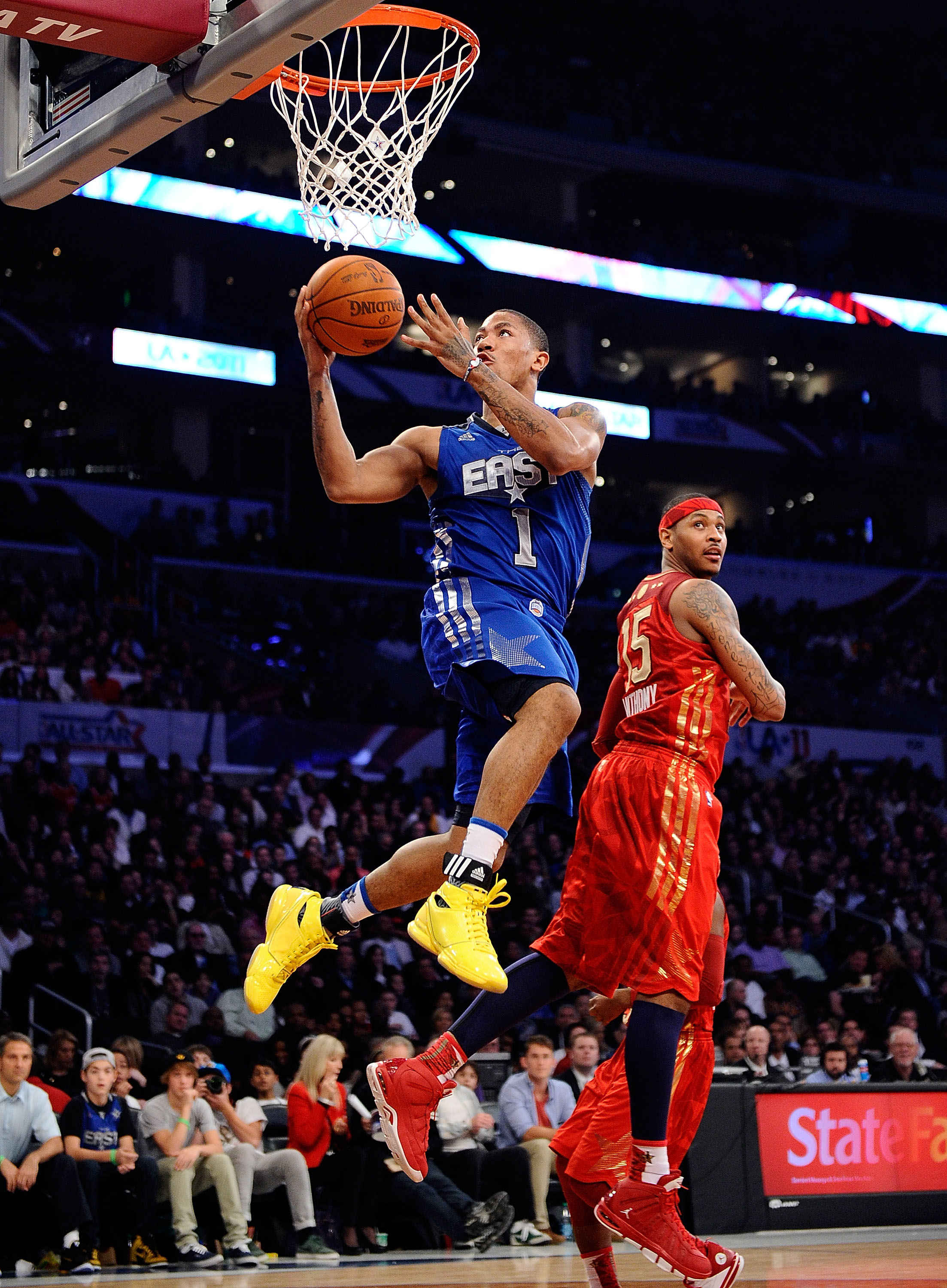 2011 NBA All-Star Game Best Plays - YouTube
