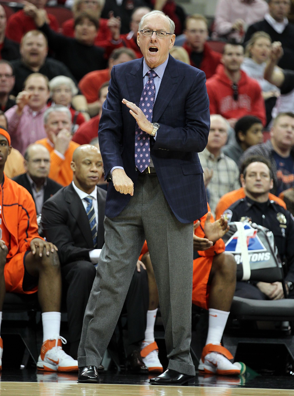 Syracuse Basketball Top 5 Rules Jim Boeheim Should