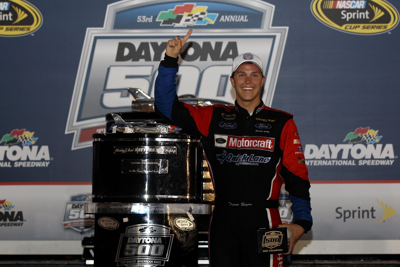 Trevor Bayne Wins Daytona 500 The 10 Biggest Upsets In Nascar History Bleacher Report Latest News Videos And Highlights