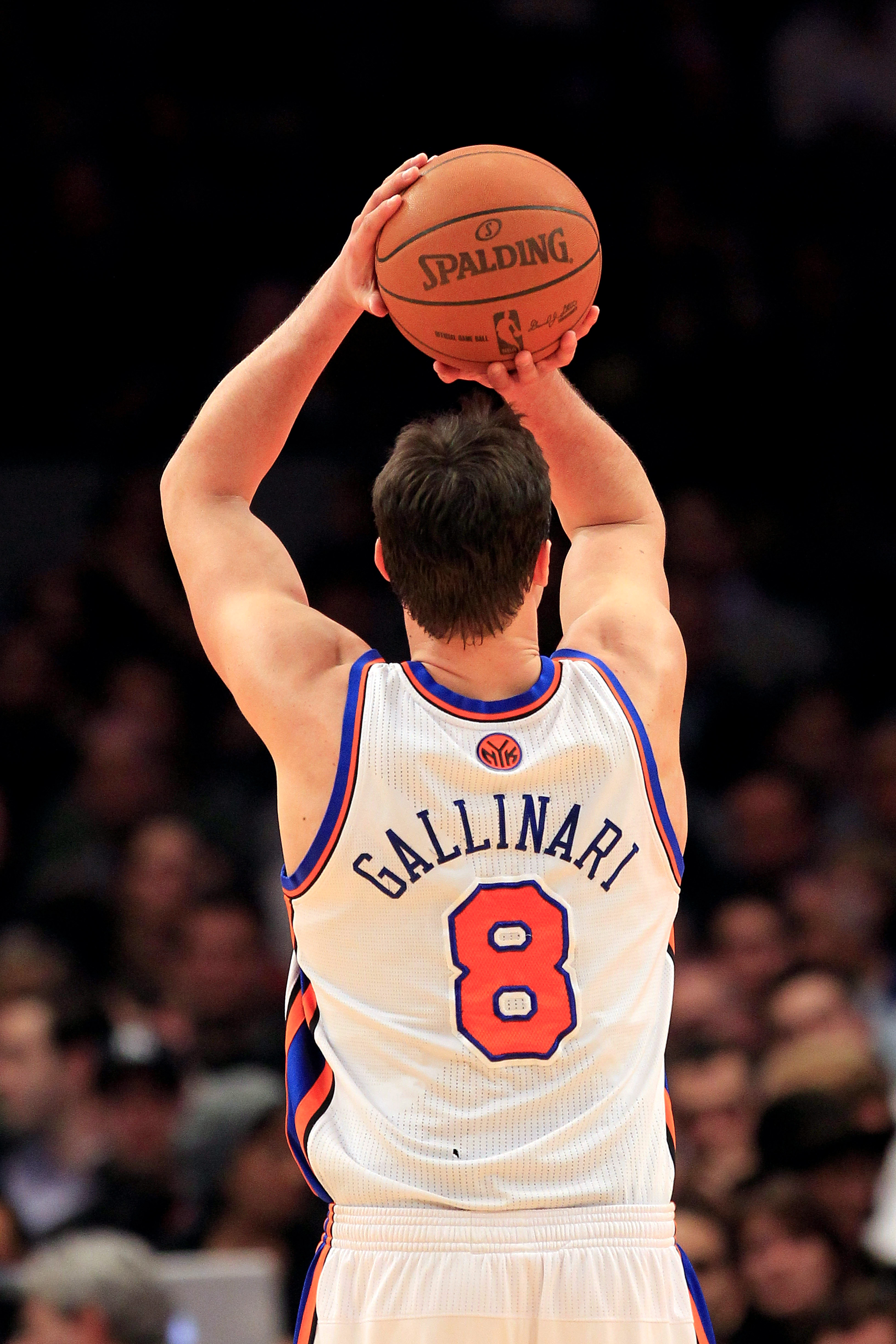 competitive price 648df 0feb2 Carmelo Anthony Trade: Danilo Gallinari Now on His Way To ...