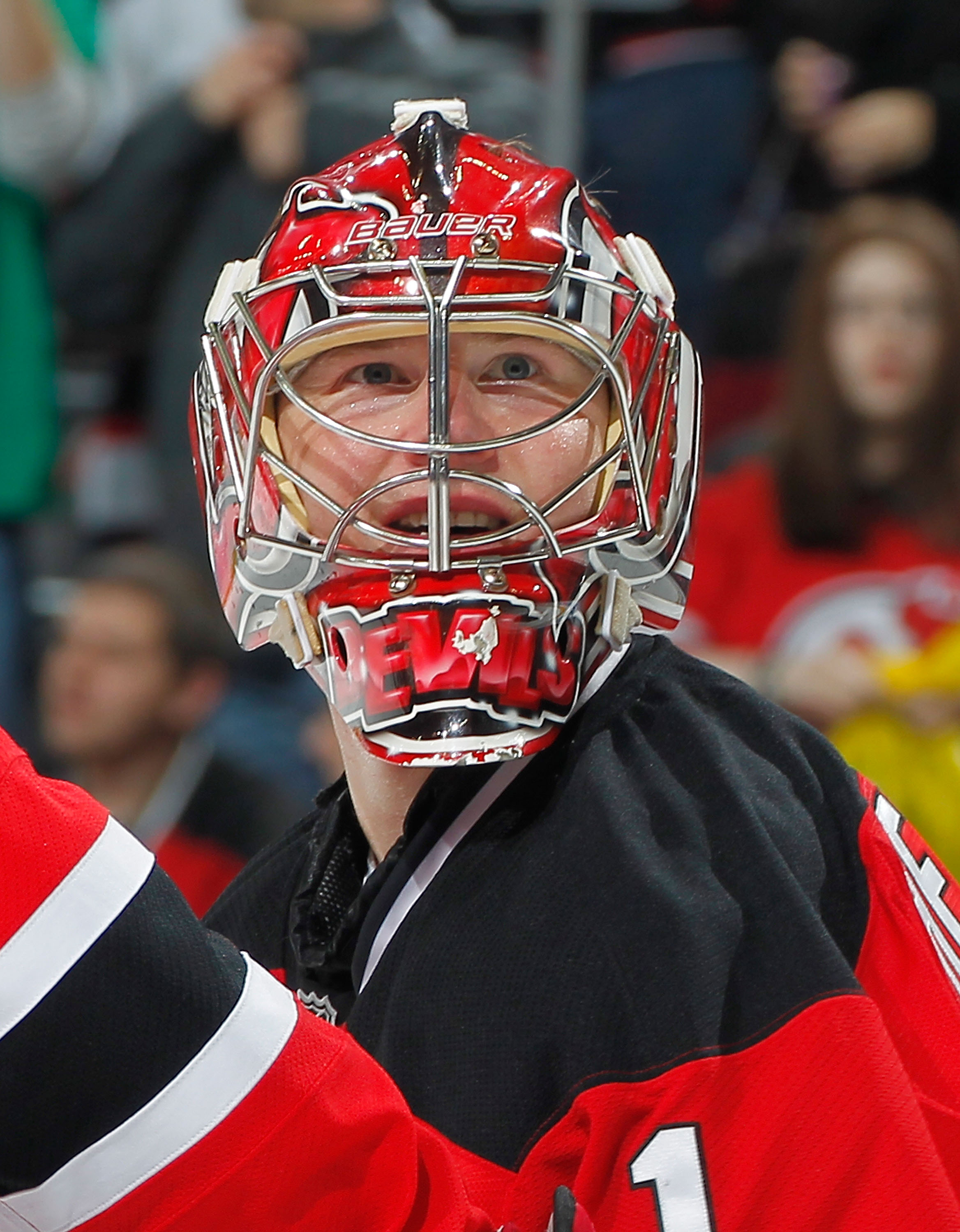 The Moose has been set loose, stopping 147 of 154 shots in his last six starts (all wins for the Devils).