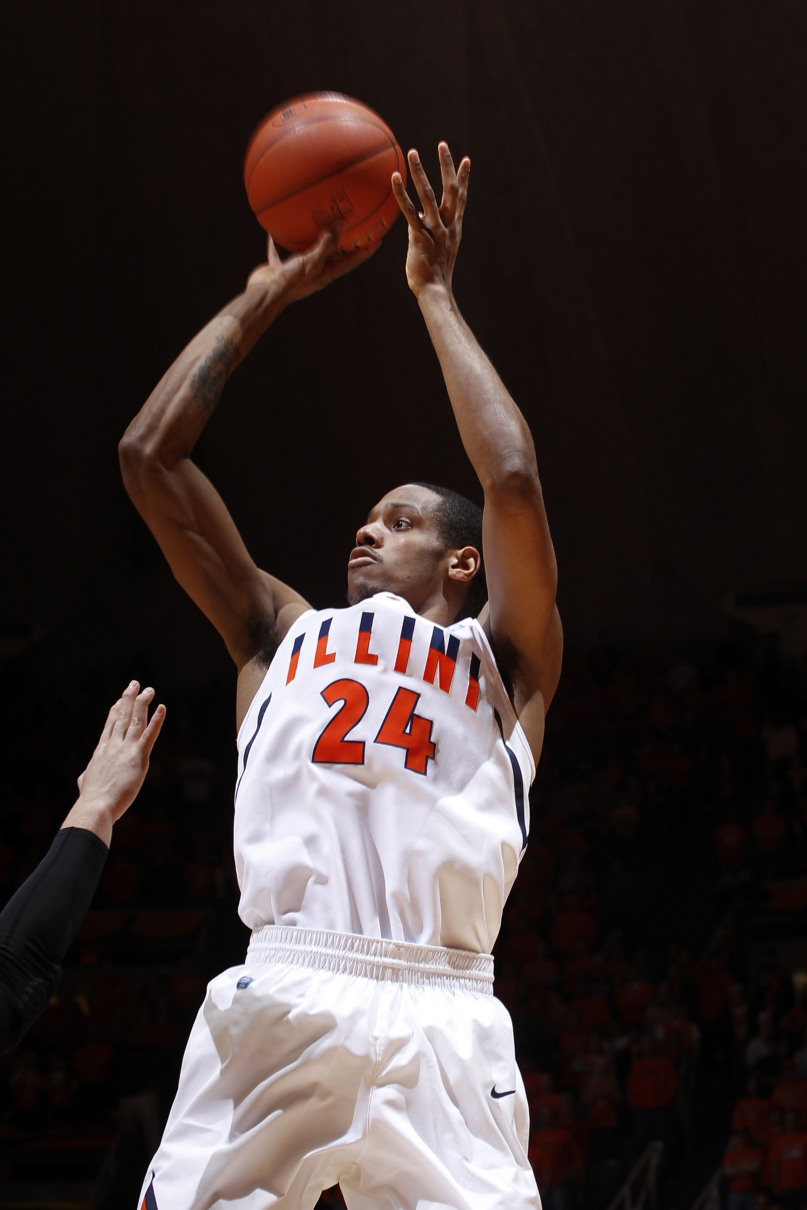 Mike Davis and the Illini hope there's no repeat NIT performance.