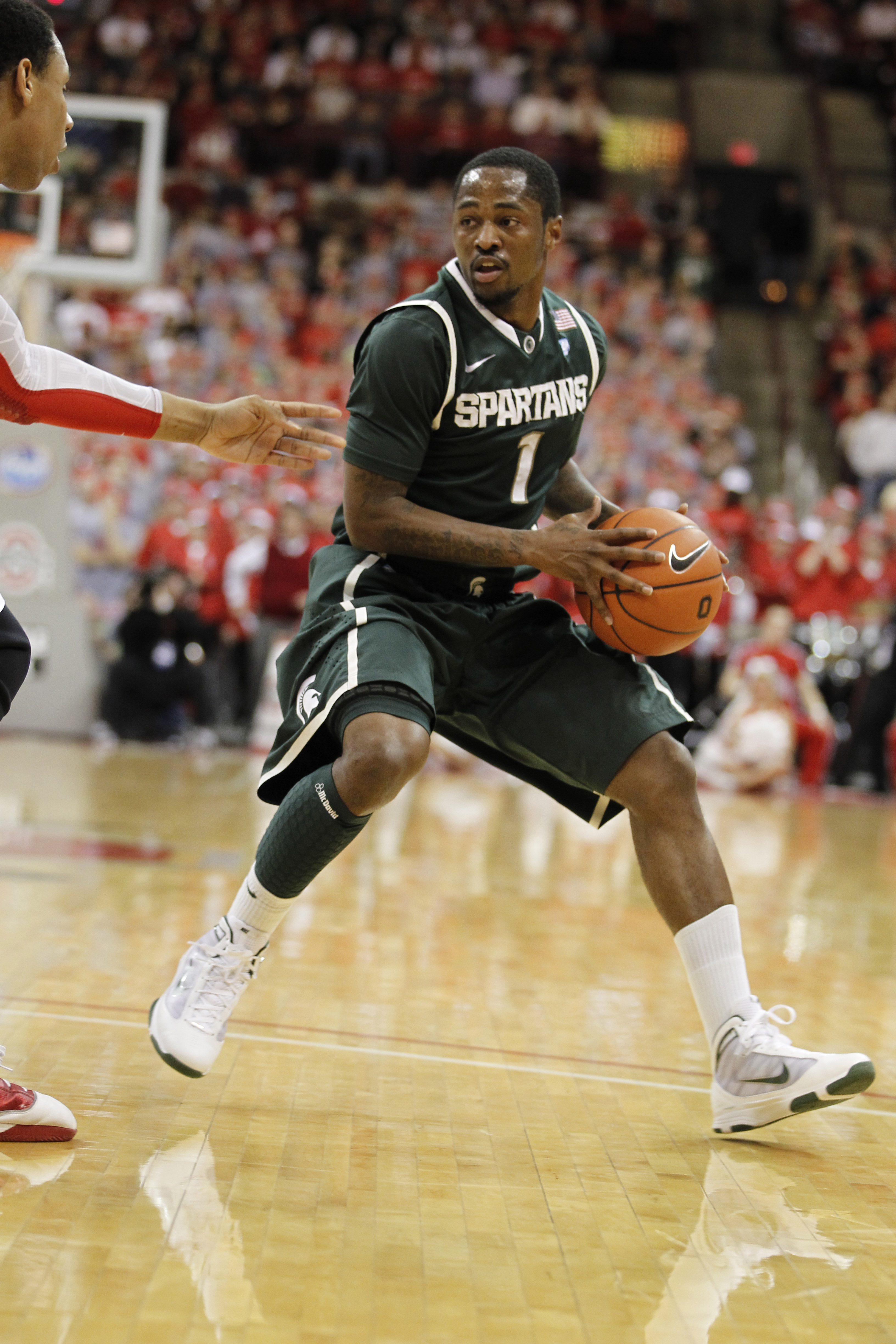 Michigan State is in danger of missing the NCAA's for the first time since 1997.