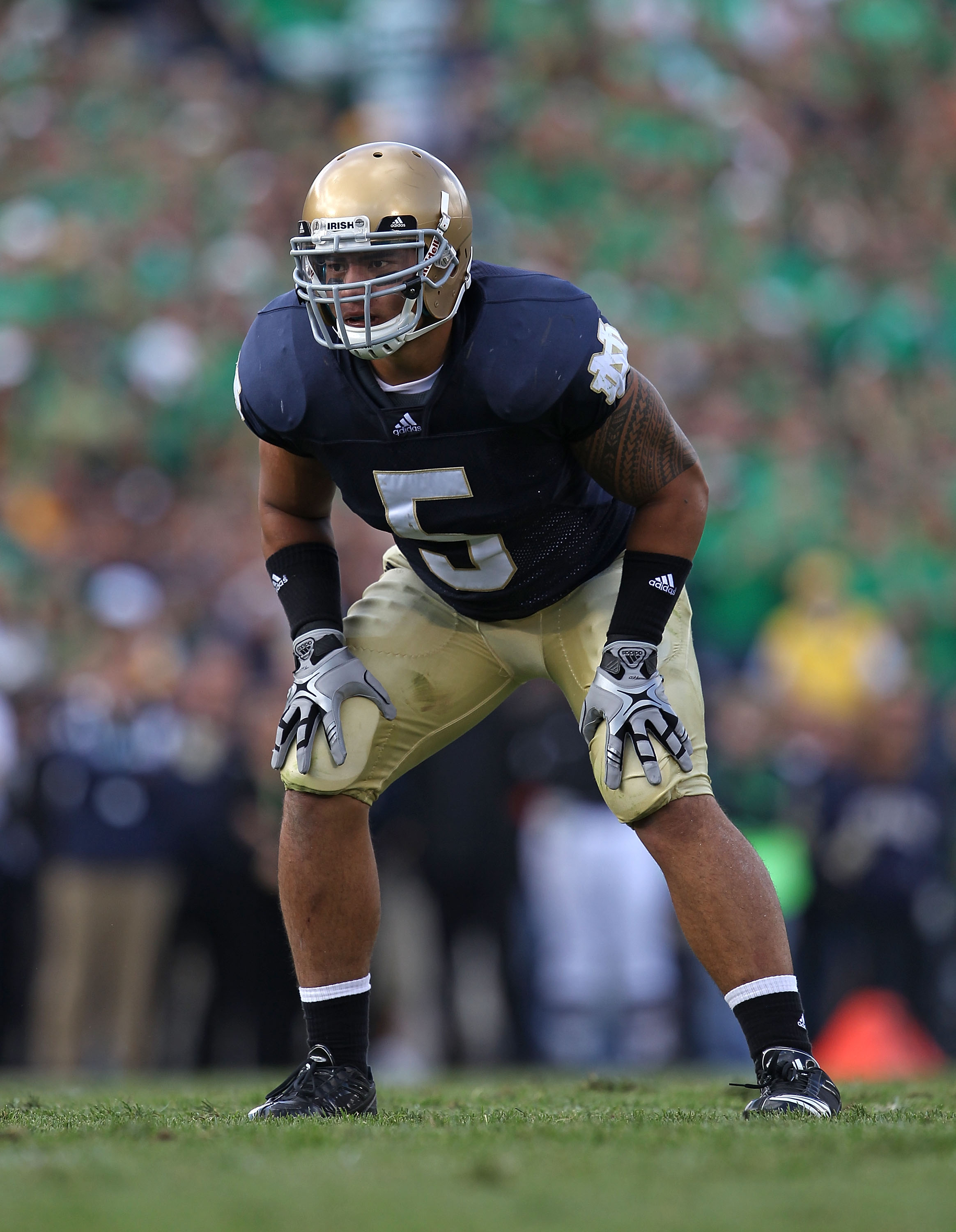 Can the Irish defense knock down an undefeated season?