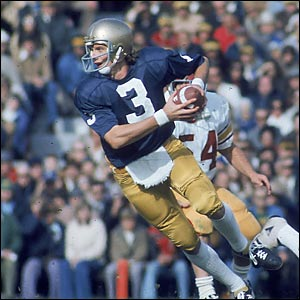 new style a6e23 60ec9 Notre Dame Football: 25 Greatest Players in Irish History ...