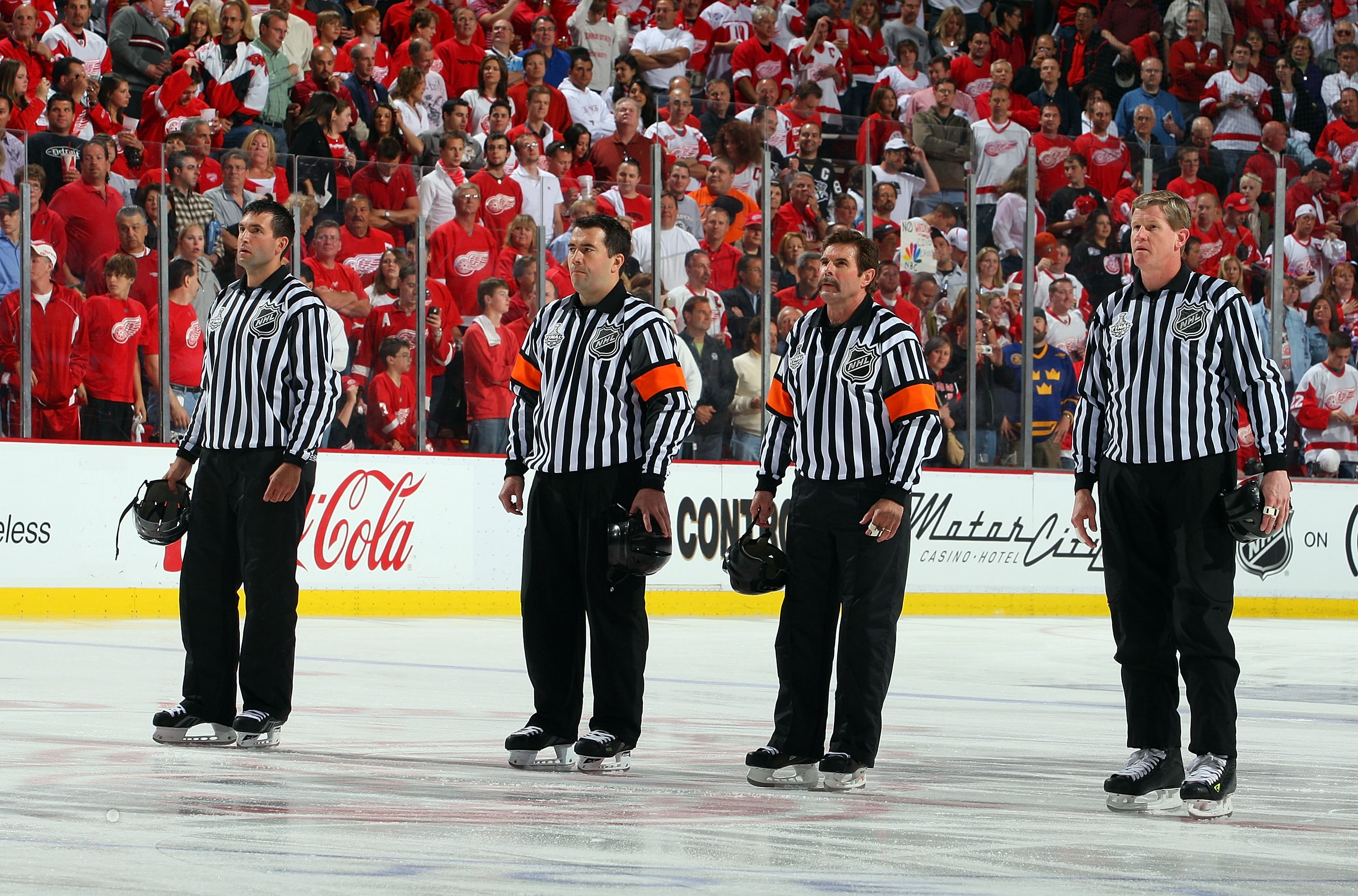Know Your Rule: Top 5 NHL Officials | Bleacher Report