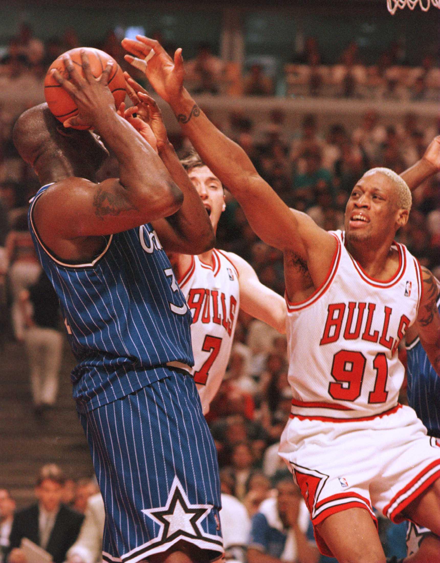 Chicago Bulls: Michael Jordan, Pippen and the 10 Best
