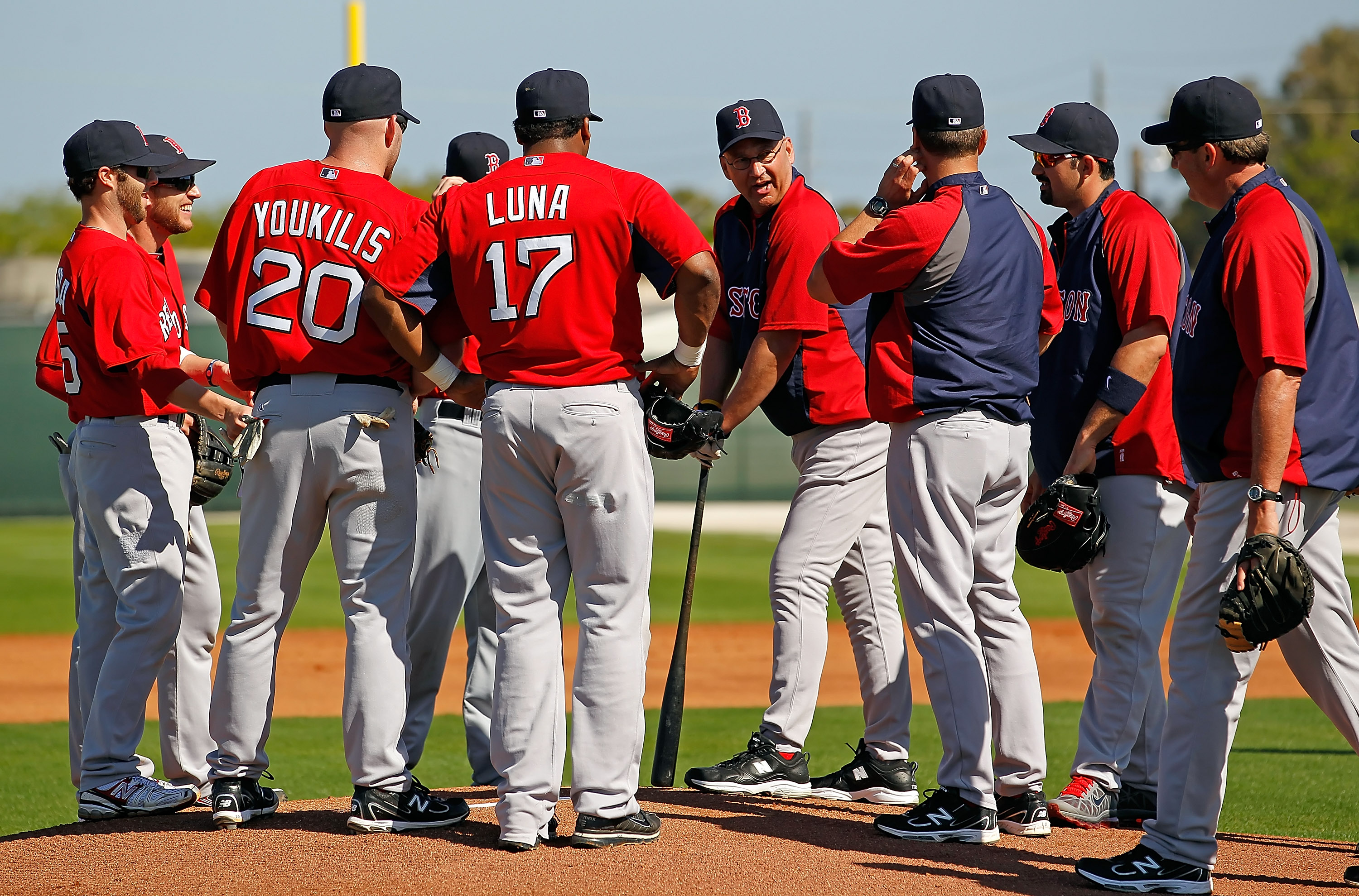 Tito will have plenty of new faces to look at this year.