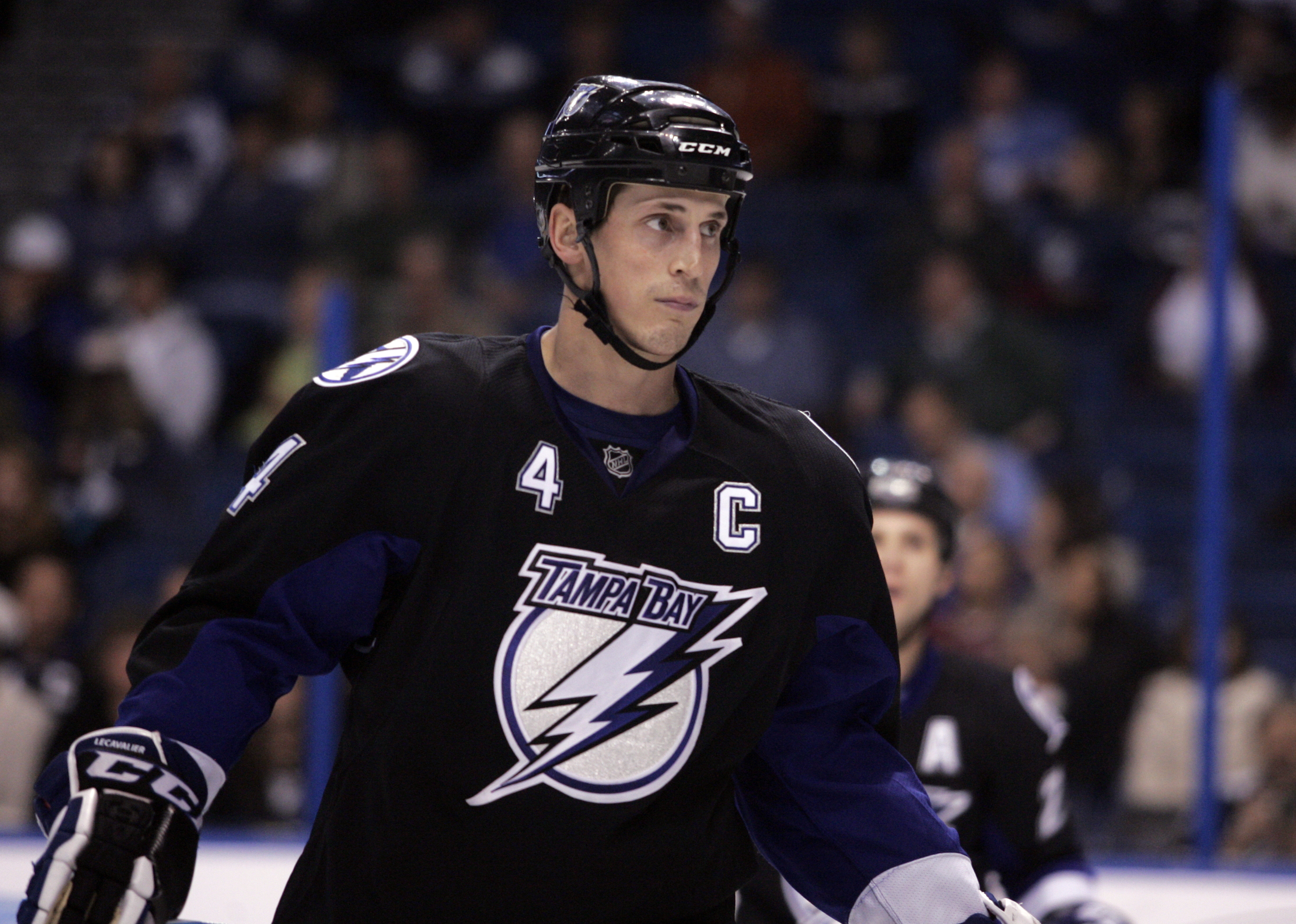 The Bolts captain is hot