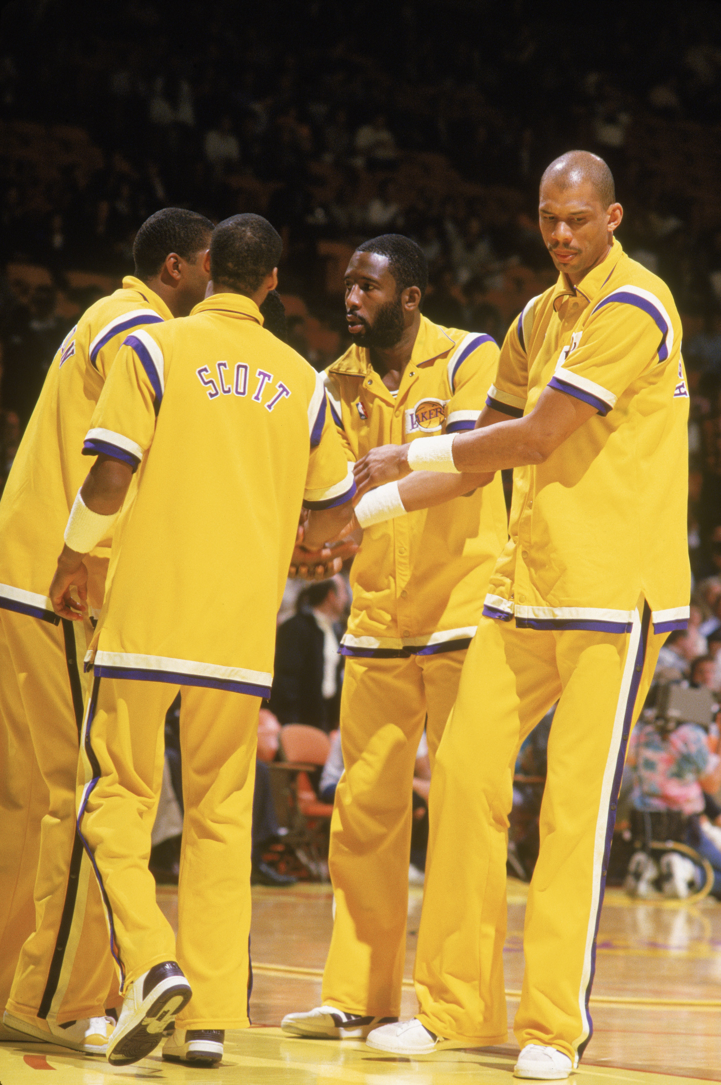James Western Star >> NBA Power Rankings: Counting Down the Top 20 Starting Fives in NBA History | Bleacher Report ...