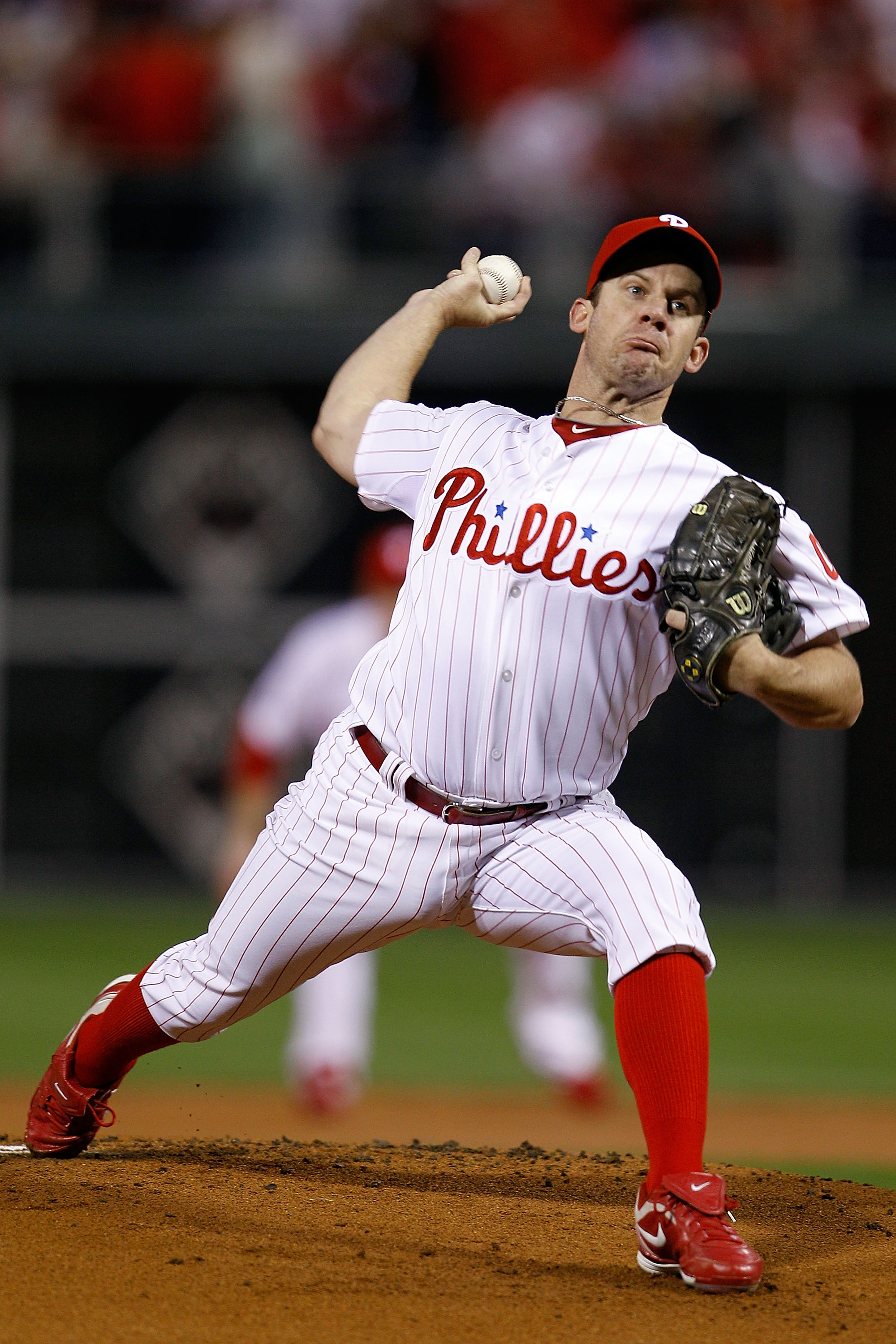 Roy Oswalt is currently a member of the rival Phillies. Should the Mets covet the right-hander?